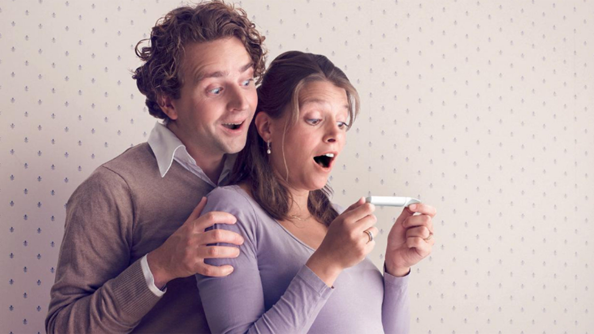 This Hilarious Ad For A Pregnancy Test Has One Glaring Problem