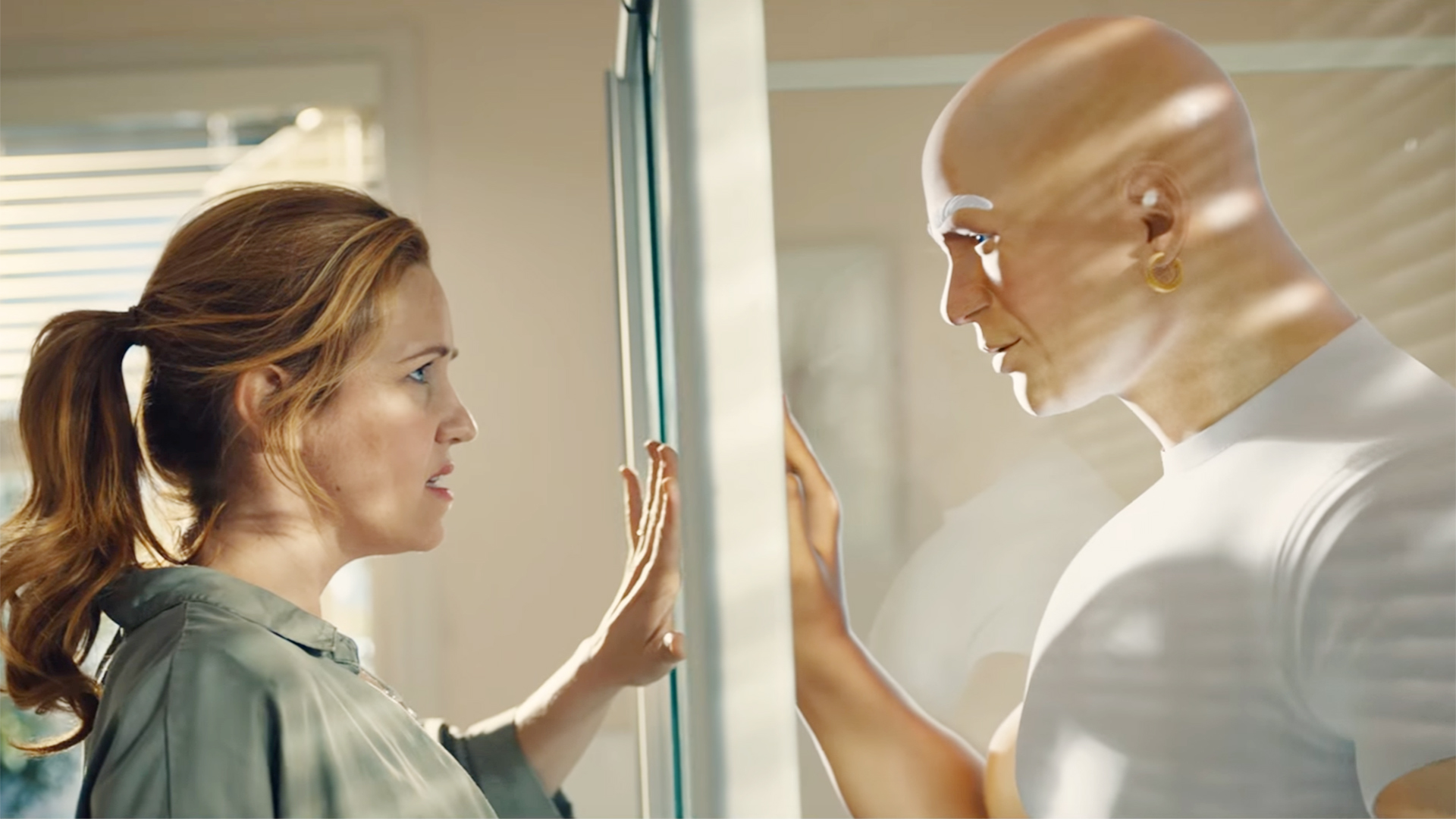 Mr. Clean gets down and dirty in sexy new Super Bowl ad - TODAY.com