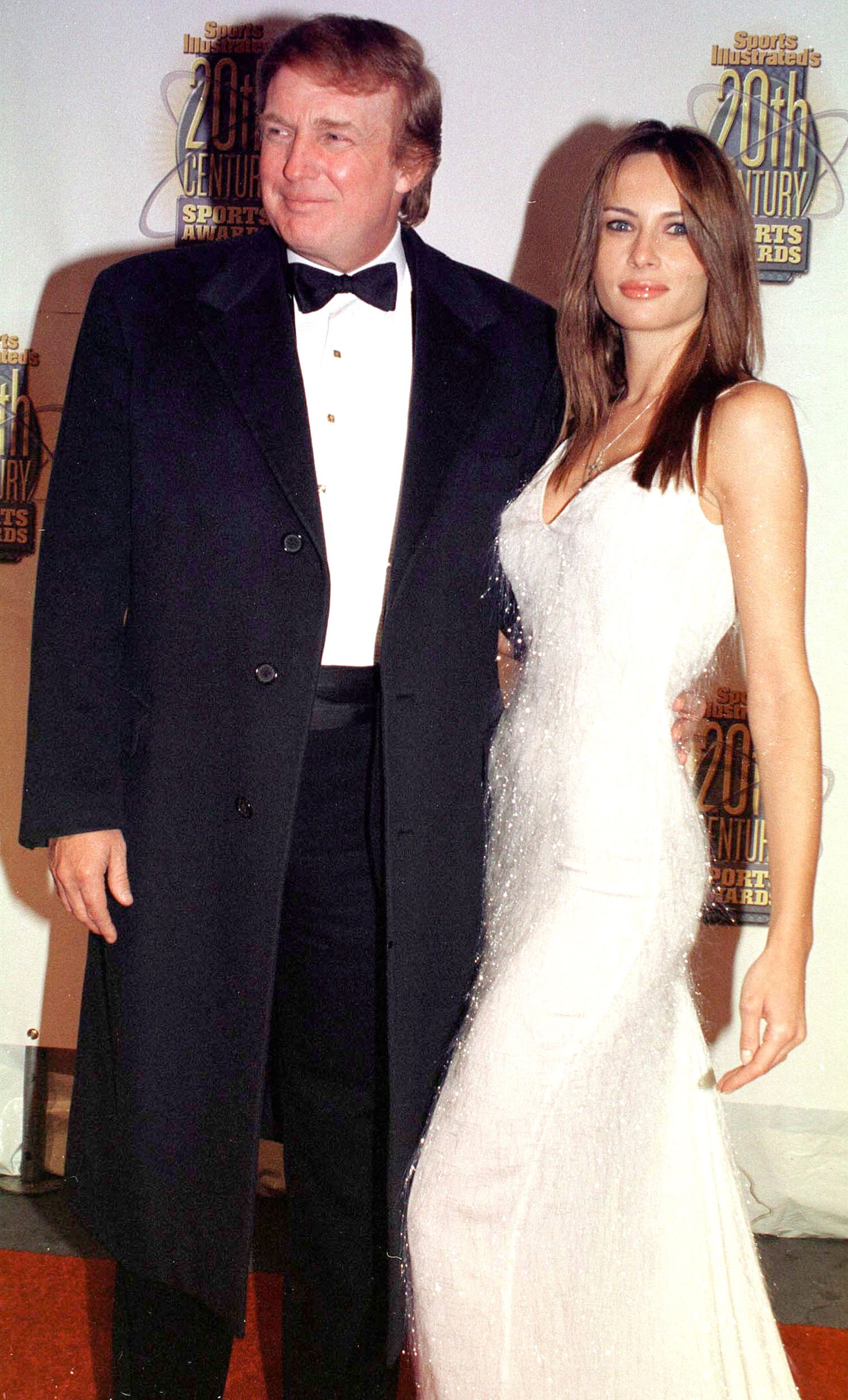 Trump And Melania Wedding.Melania Trump S Fashion Evolution From Model To First Lady