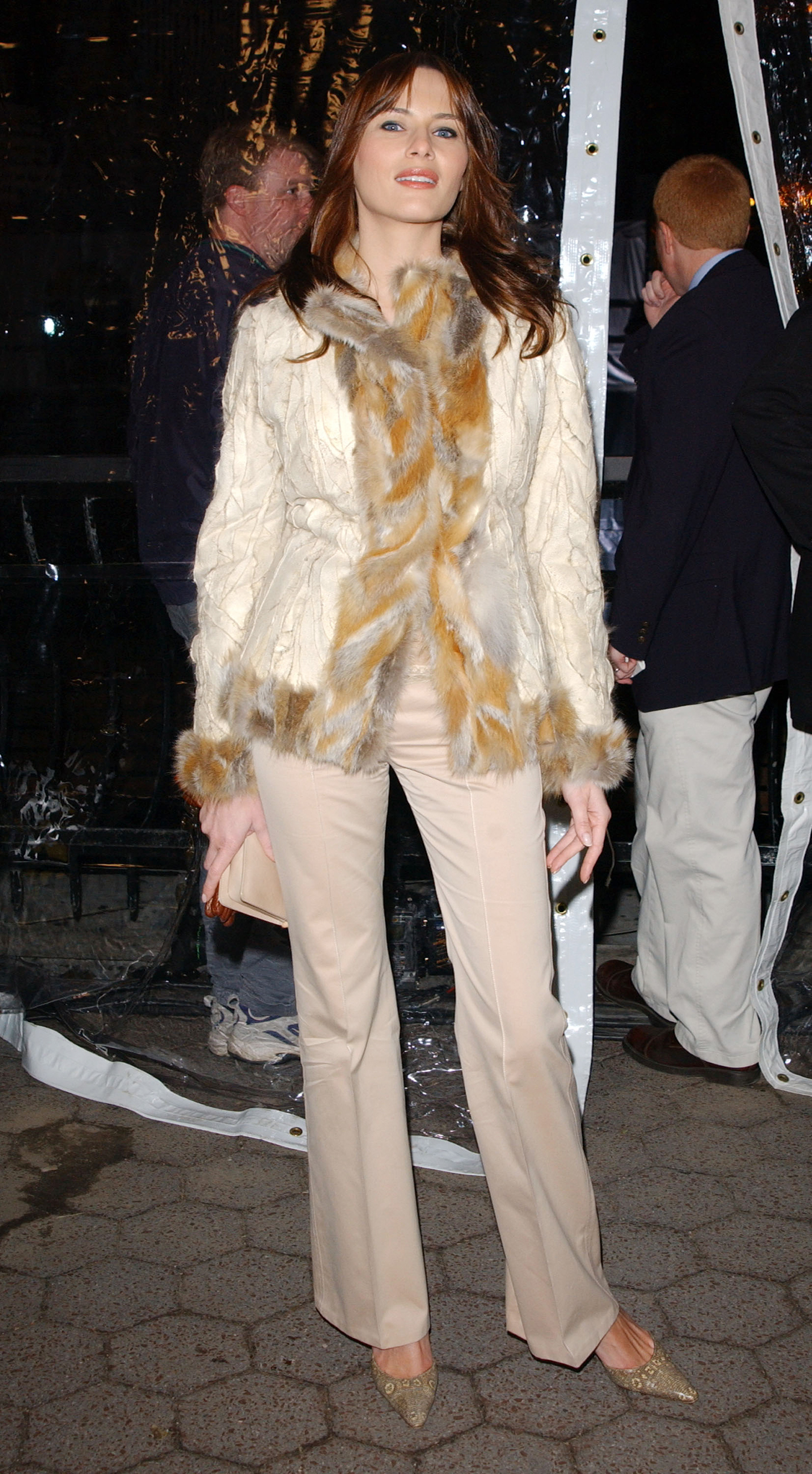13c0d01a1b Melania Trump s fashion evolution  From model to first lady