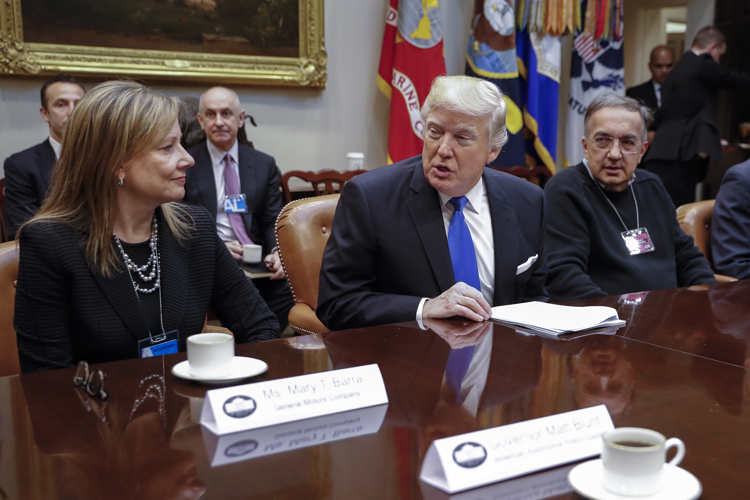 Why the Auto Industry Could Be Hardest Hit by Trump Dissolving His Councils