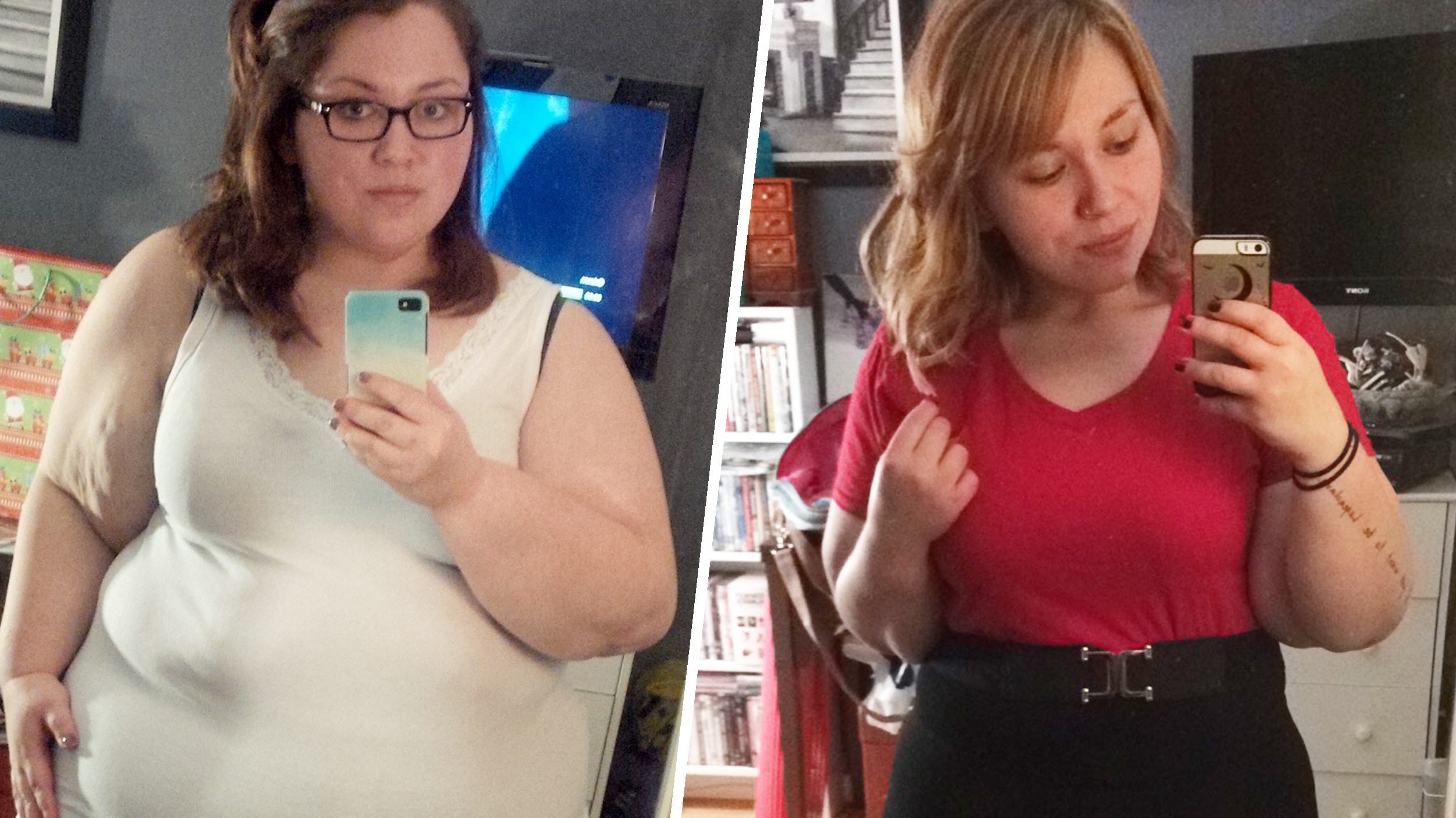 How this woman lost 183 pounds by following these 5 steps