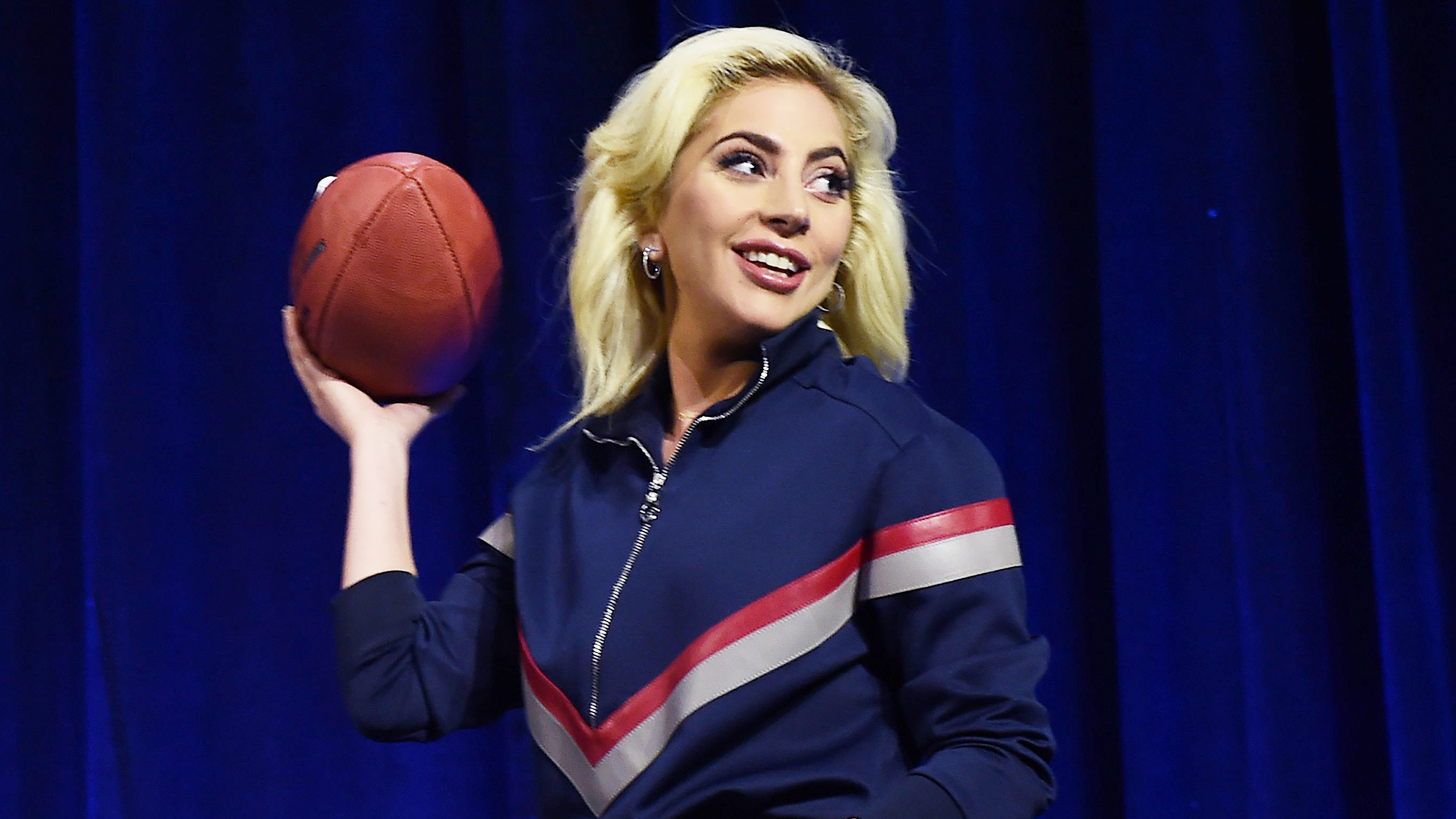 lady gaga at the super bowl  her mom weighs in