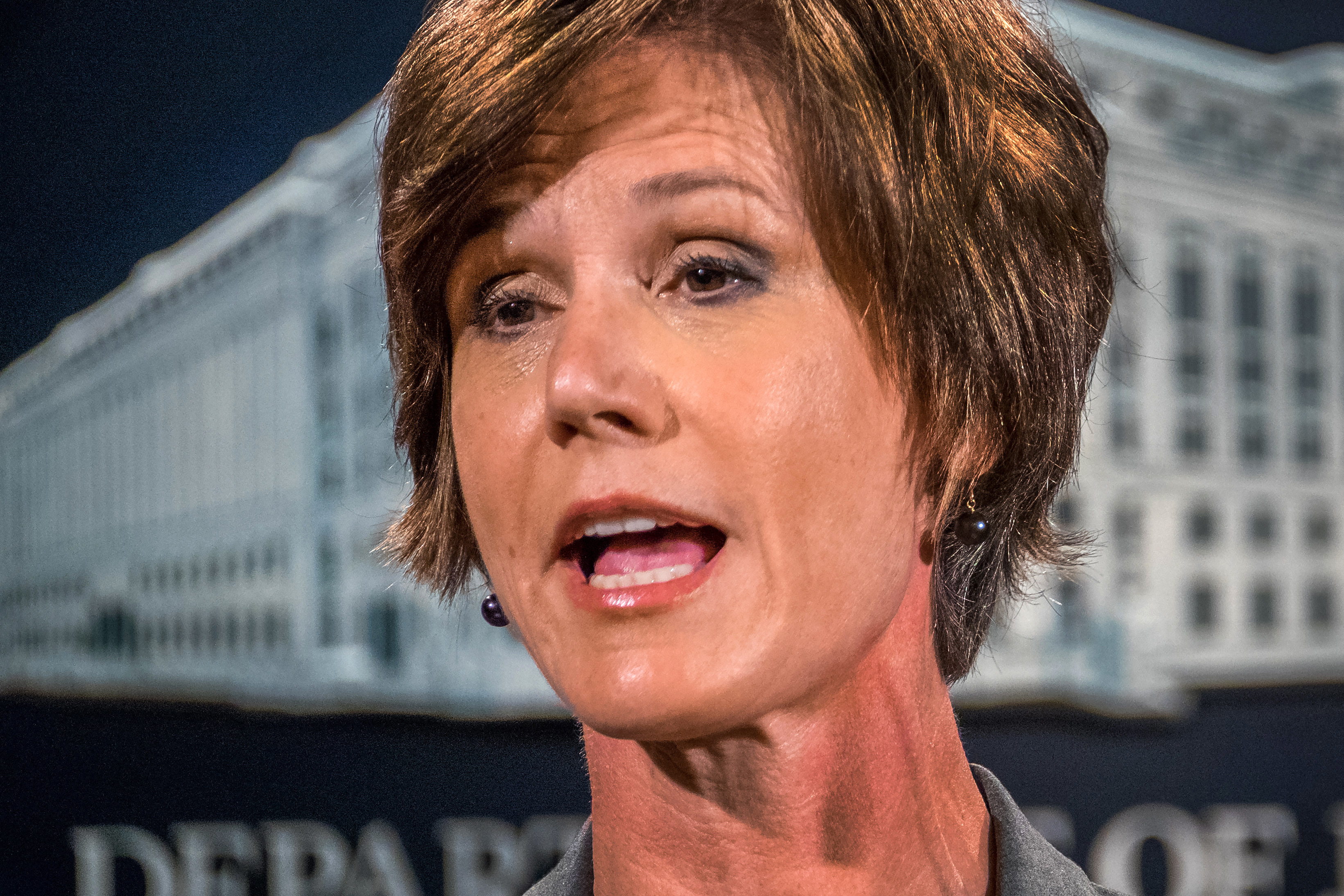 Image: Acting Attorney General Sally Yates
