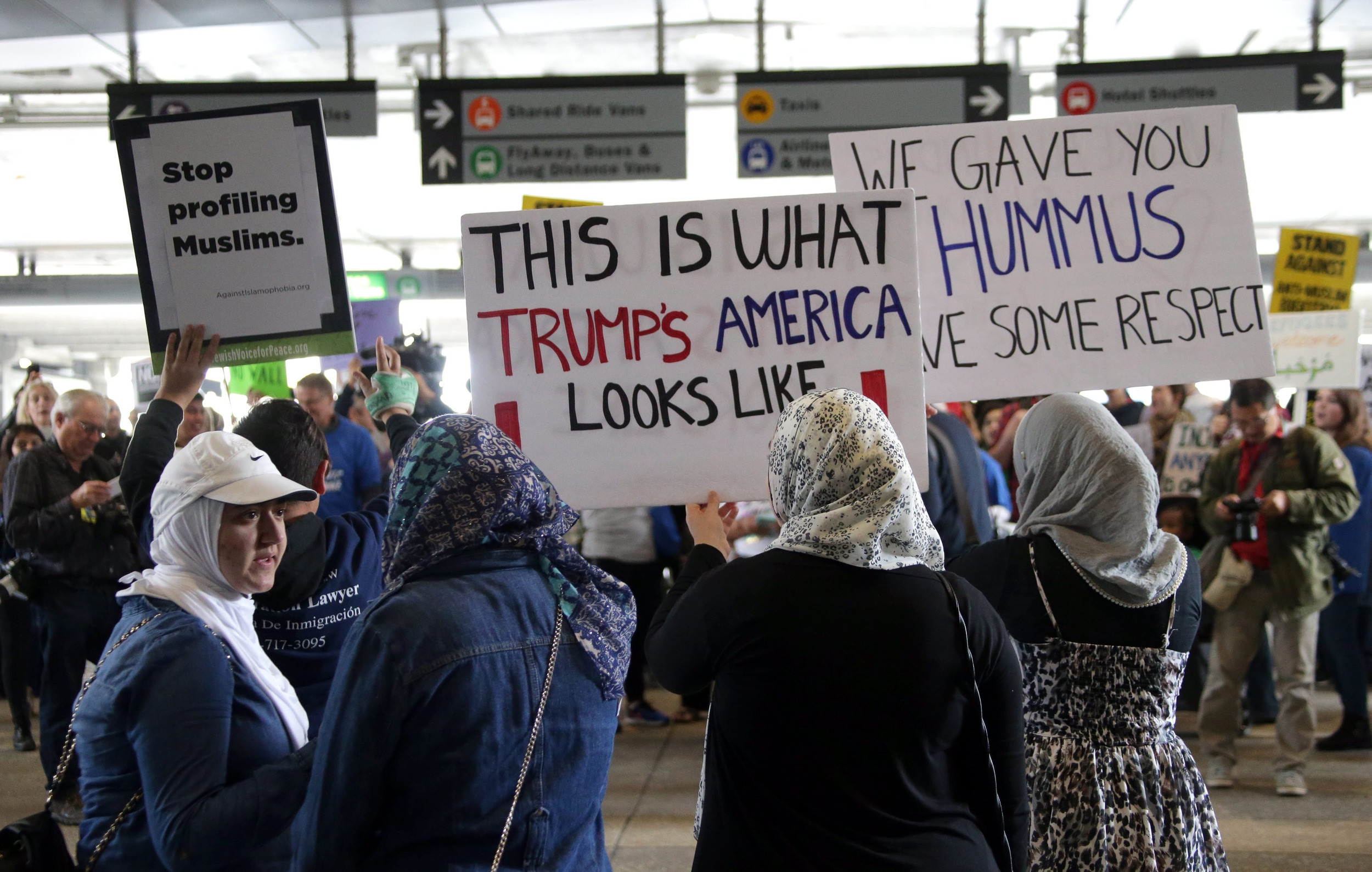 As Trump Travel Ban Takes Effect, Questions Still Up in Air