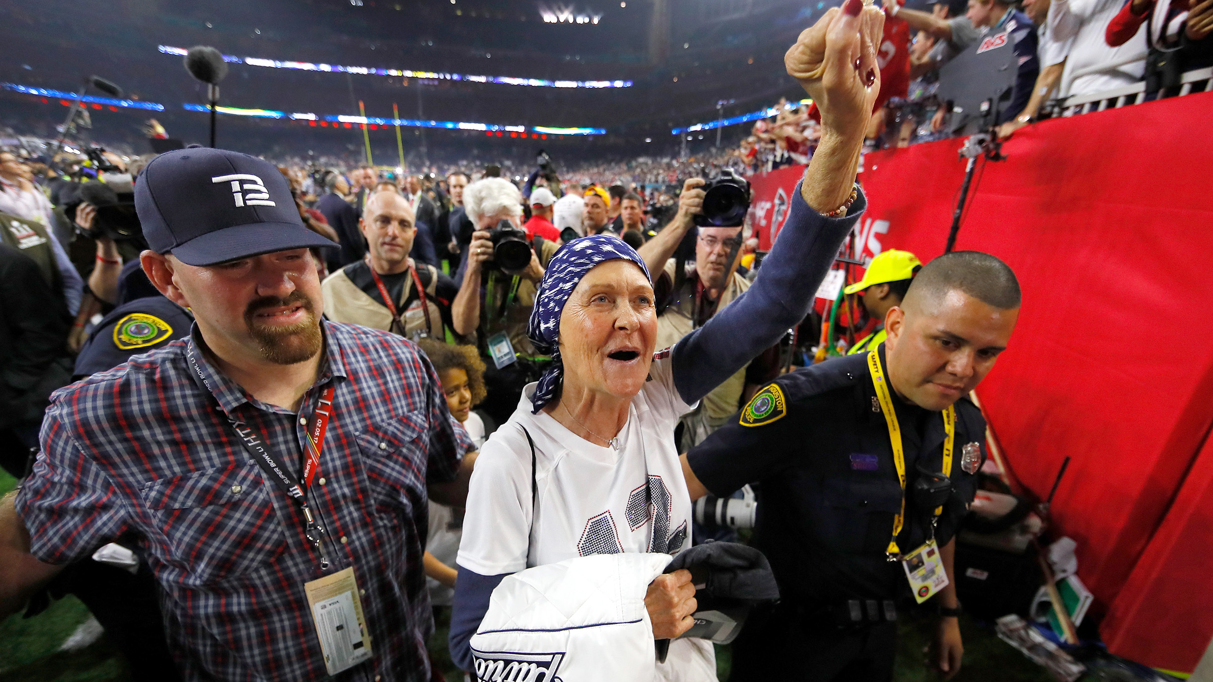 Super Bowl 2017: Tom Brady won it for his mom: 'She's my everything'