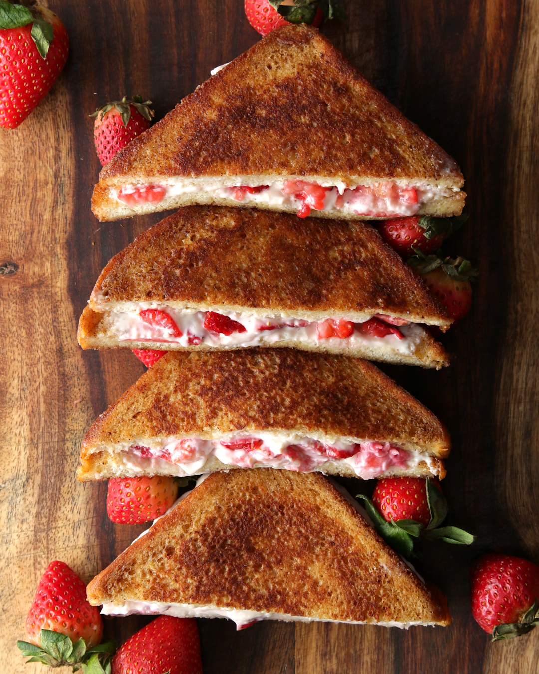 Strawberry Cheesecake French Toast - TODAY.com