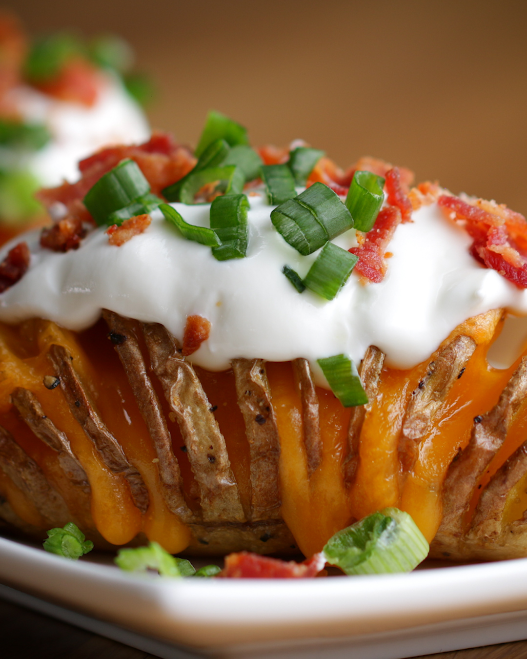 Loaded hasselback potatoes today forumfinder Choice Image