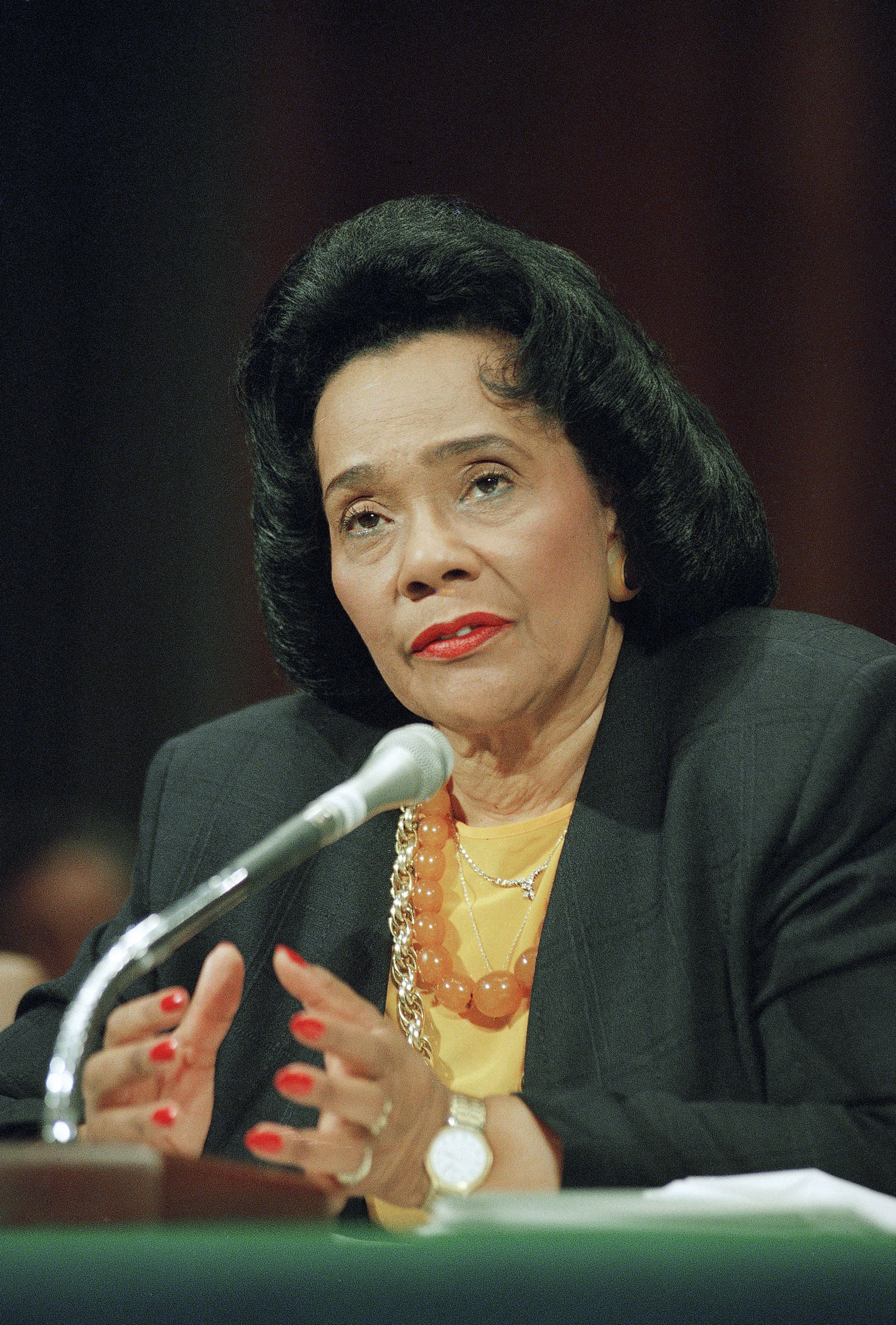 Coretta Scott King and Rule 19: What Was Behind Warren's Senate Spat