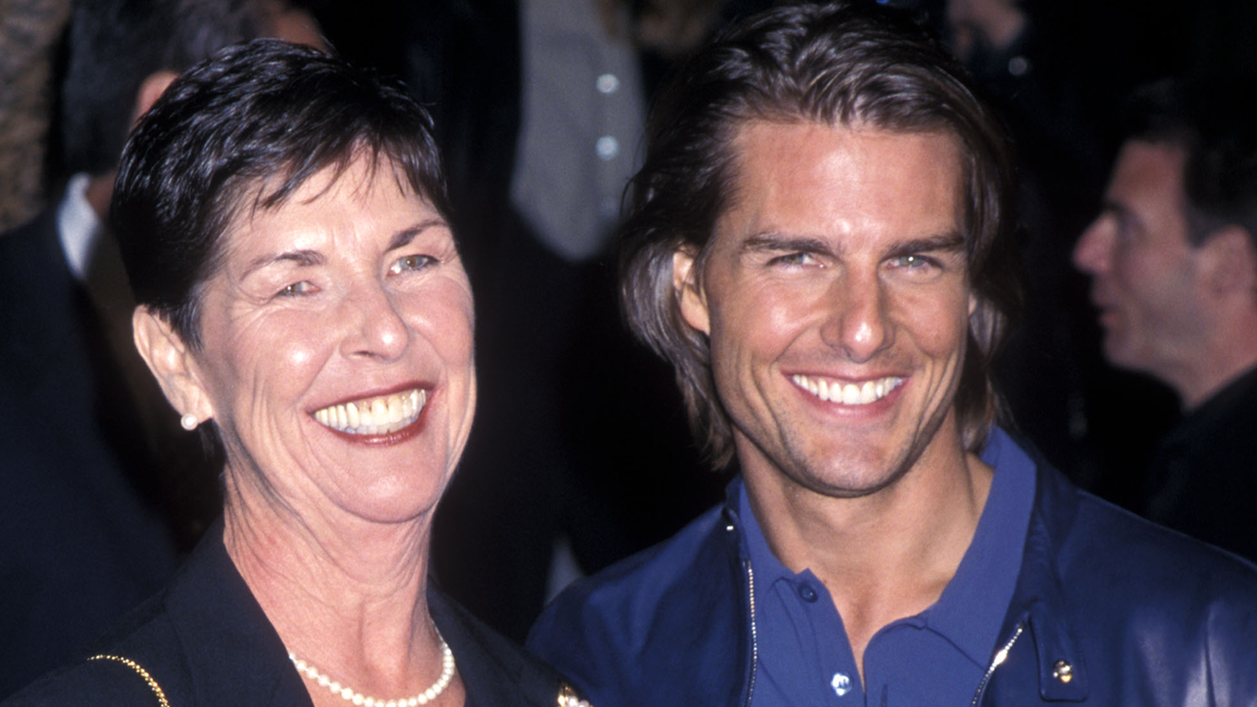 Tom Cruise S Mom Mary Lee South Dies At Age 80