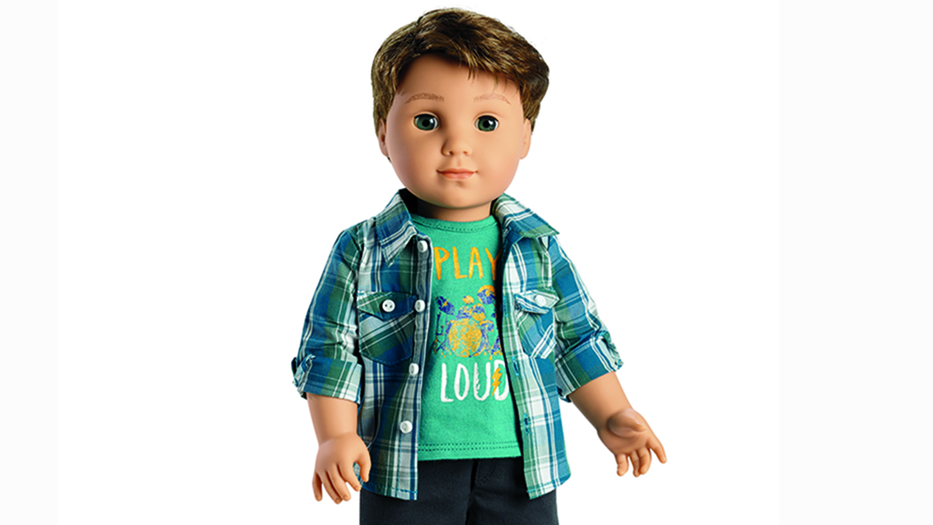 American Girl Announces Release Of First Male Doll