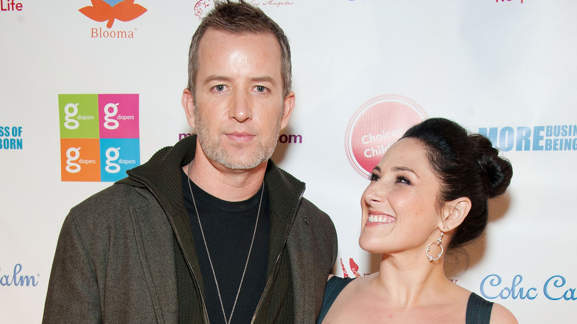 Ricki Lake on her late ex-husband: 'I don't want him to have died in vain'