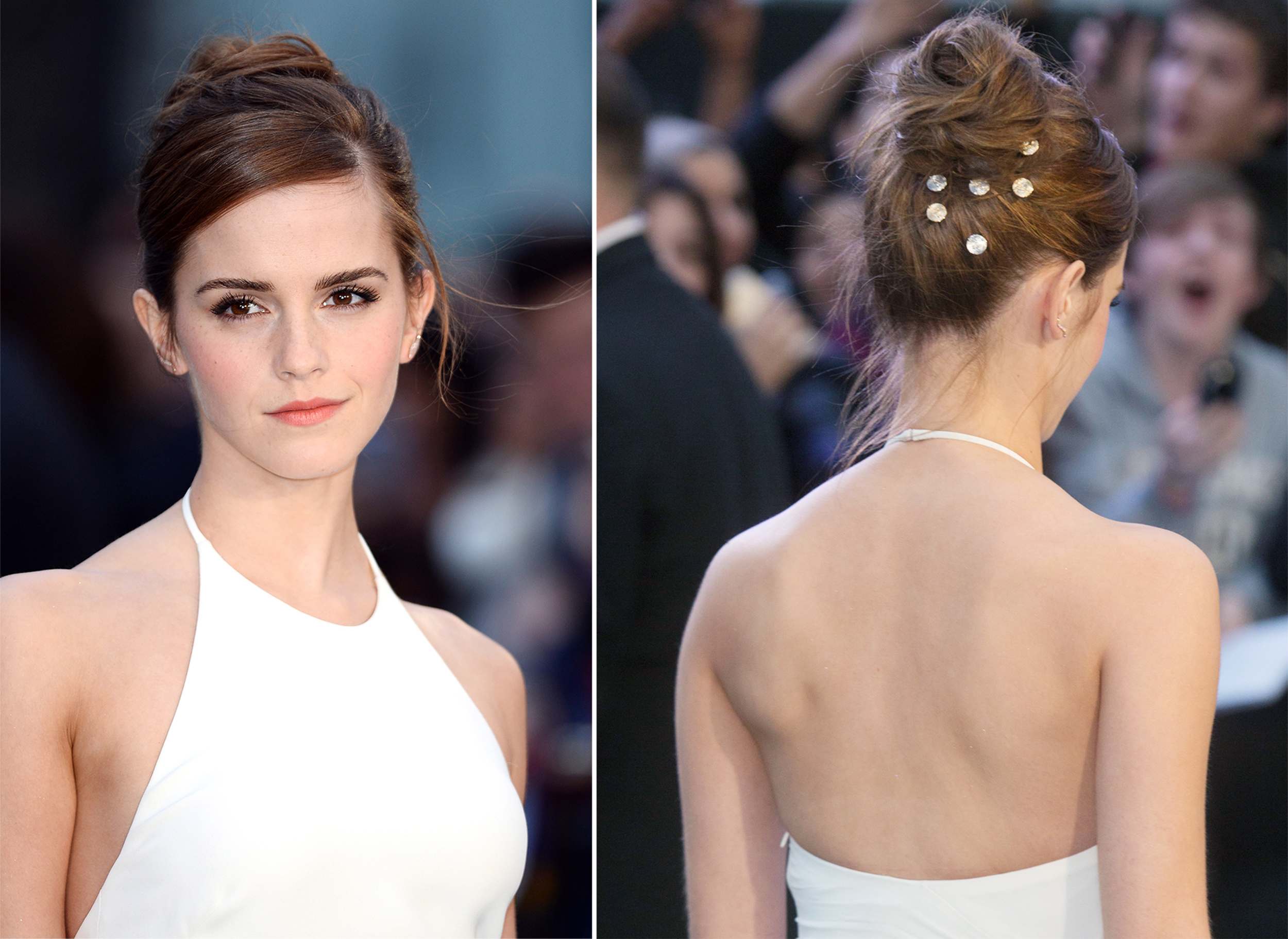 emma watson's hair evolution: from 'harry potter's' hermione to