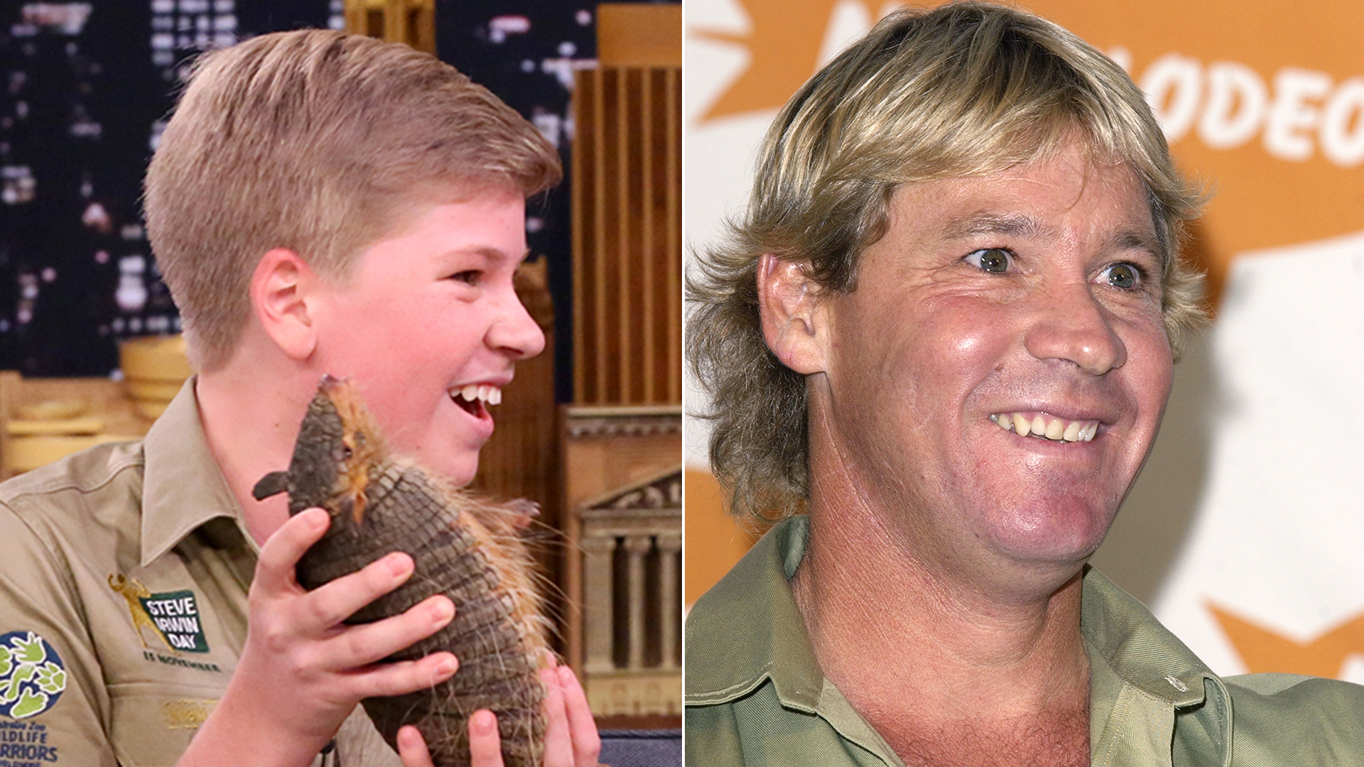 steve irwin Steve irwin, terri irwin, and daughter at the arclight cinerama dome in  hollywood,  'crocodile hunter' steve irwin receives hollywood walk of fame  star.