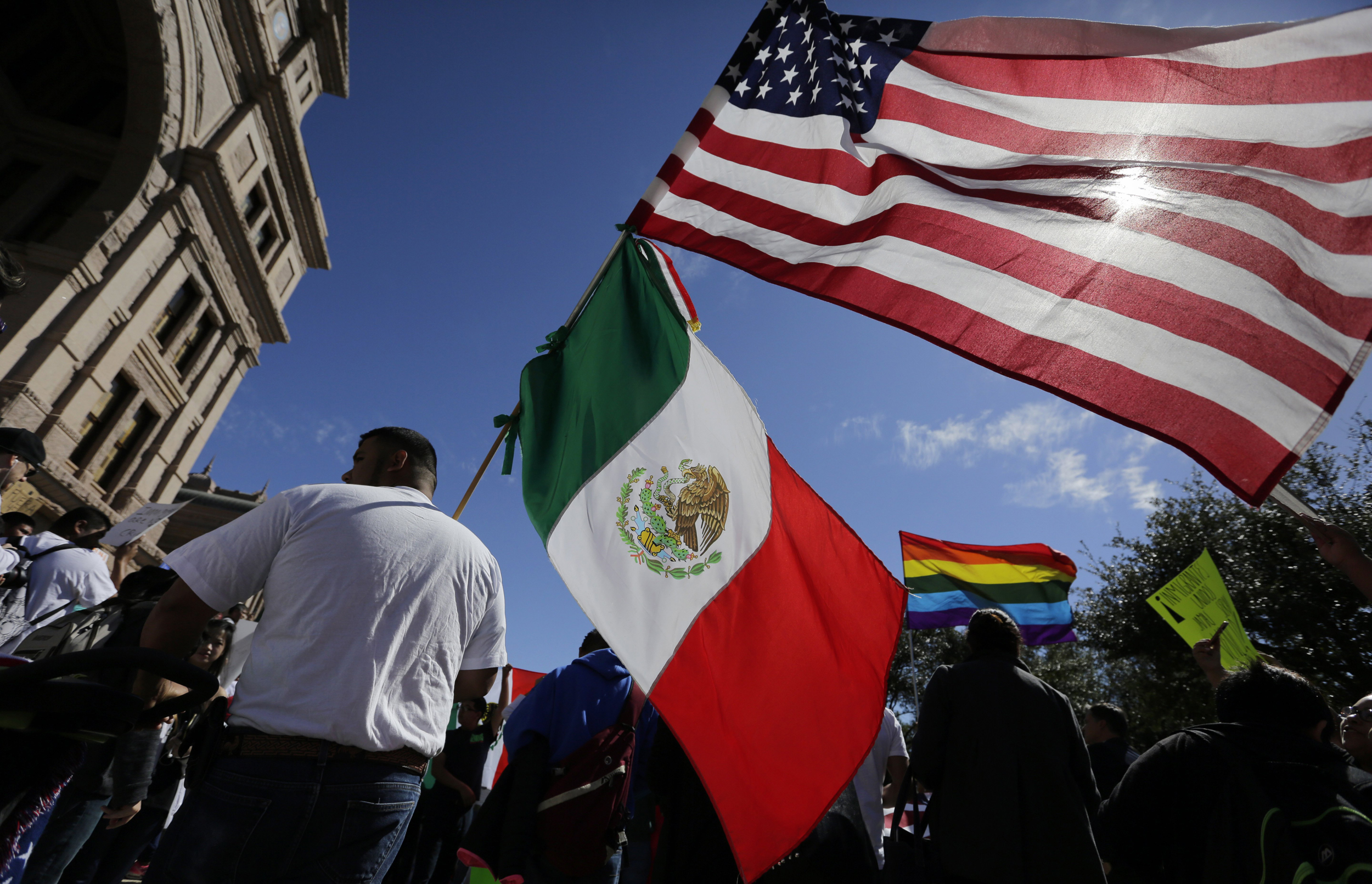 Employees Across U.S. Fired After Joining Day Without Immigrants Protest