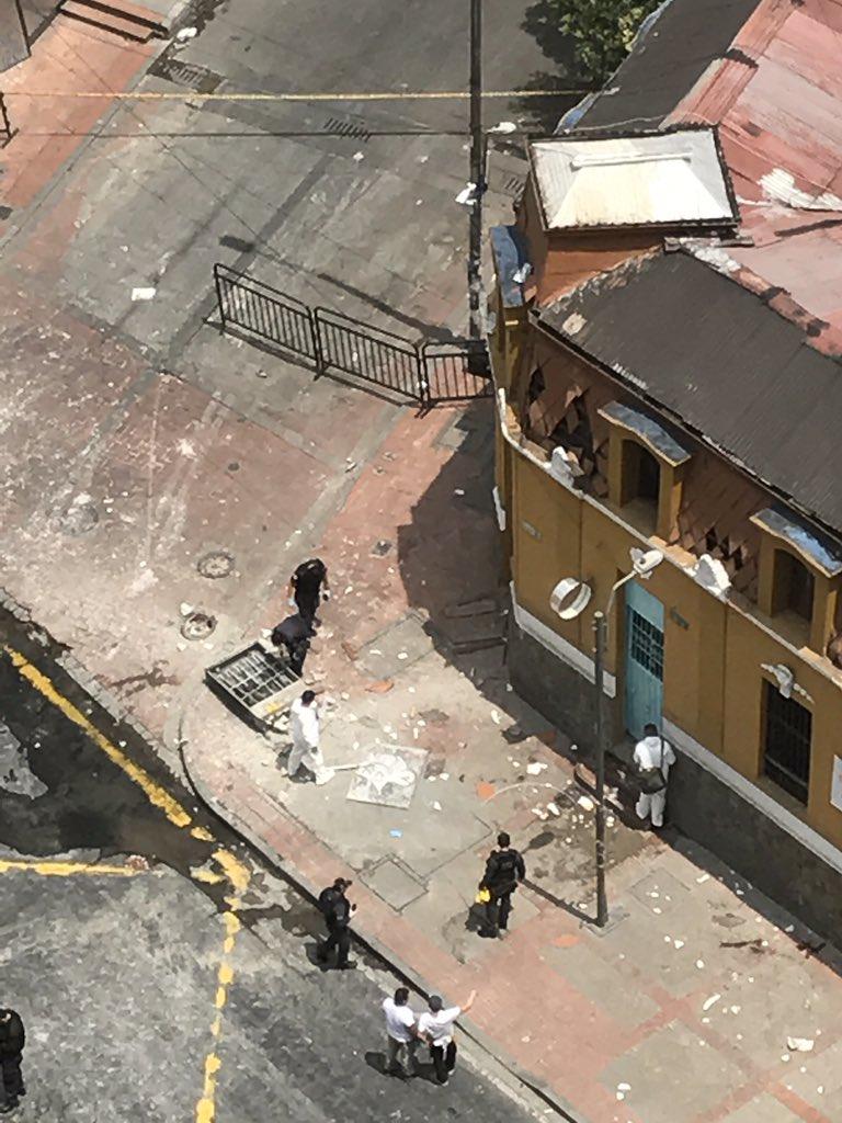 Cop Killed, 30 Hurt in Blast Near Colombia Bullfighting Ring