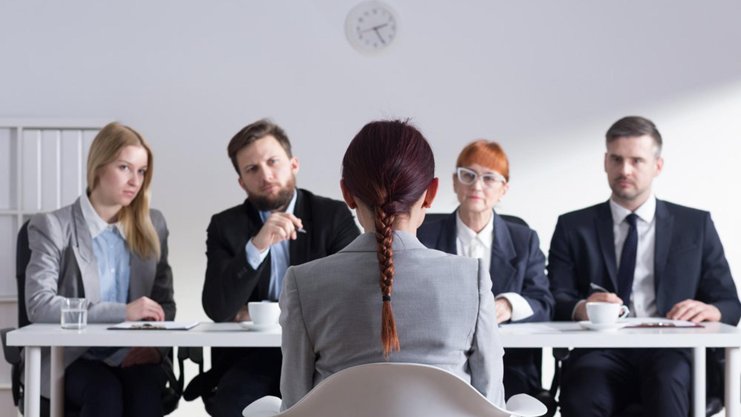 27 tough job interview questions according to Glassdoor