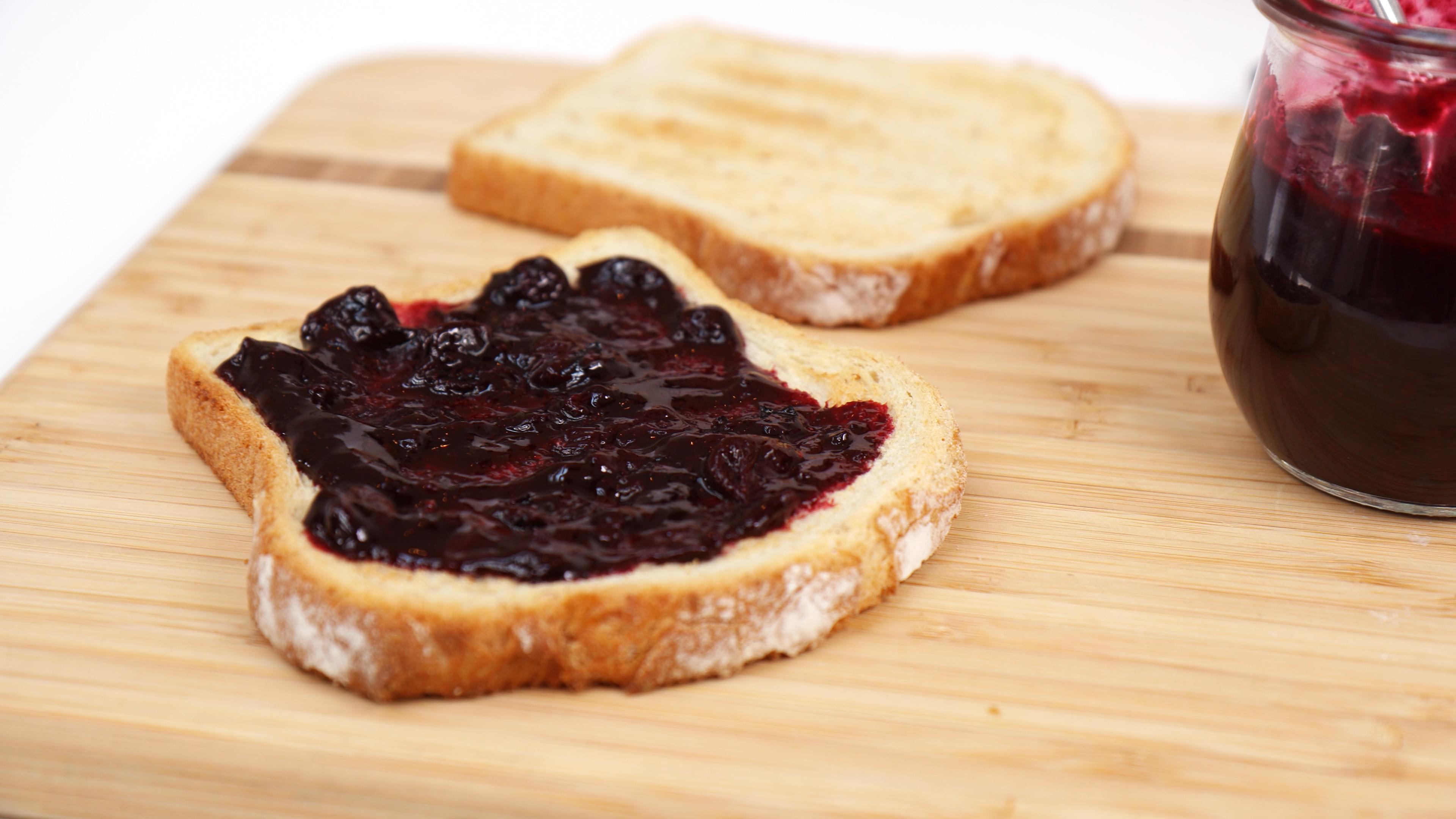 Quick Blueberry Jam - TODAY.com