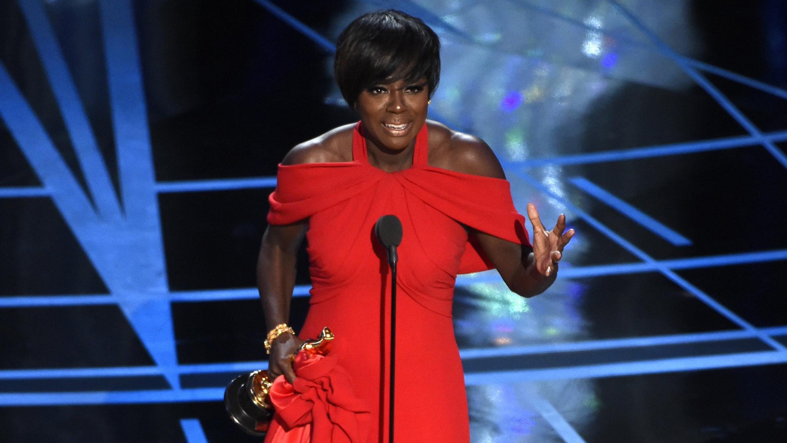 Image result for viola davis oscar