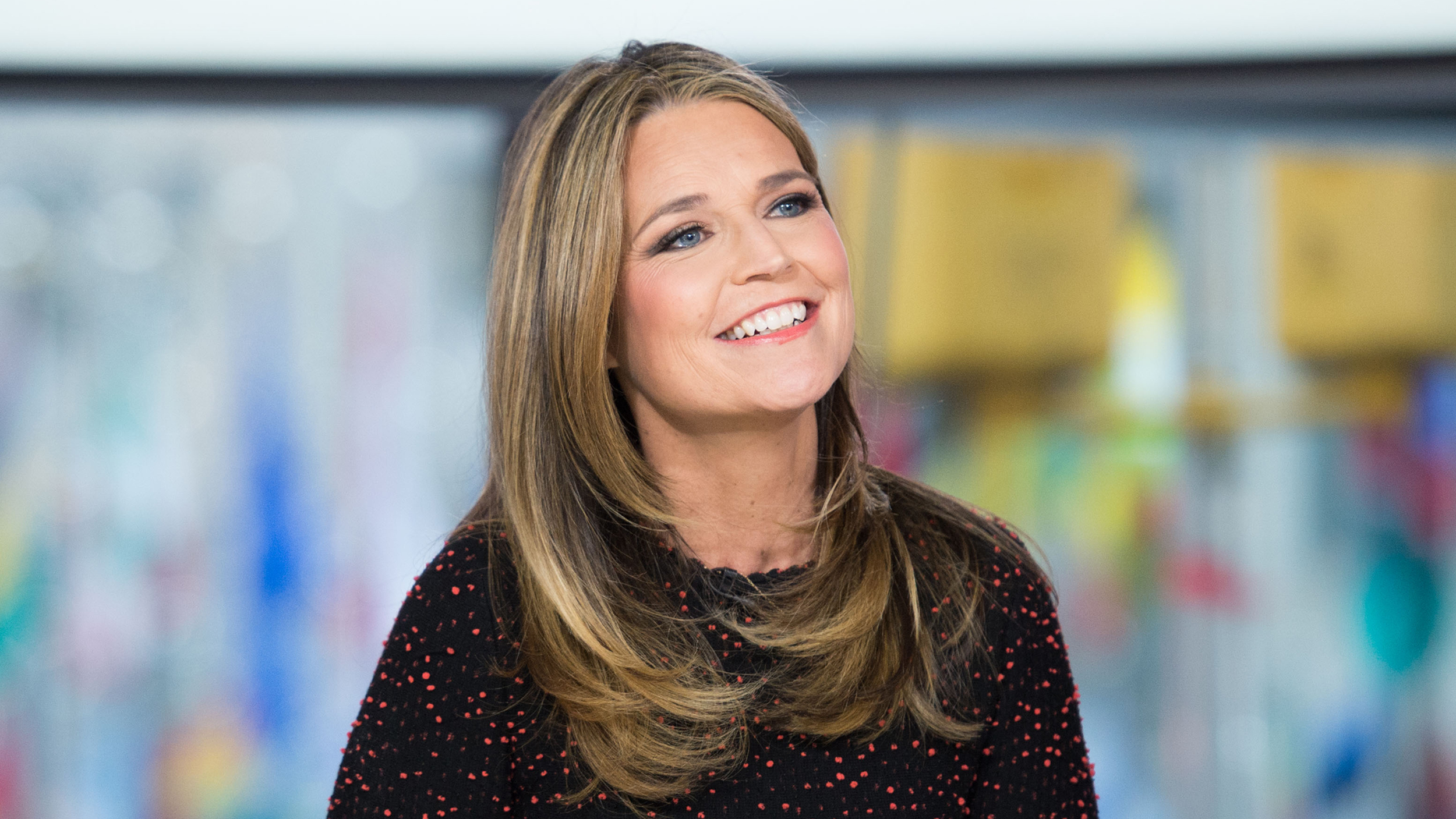 Savannah Guthrie Is Back Today Celebrates Her Return From