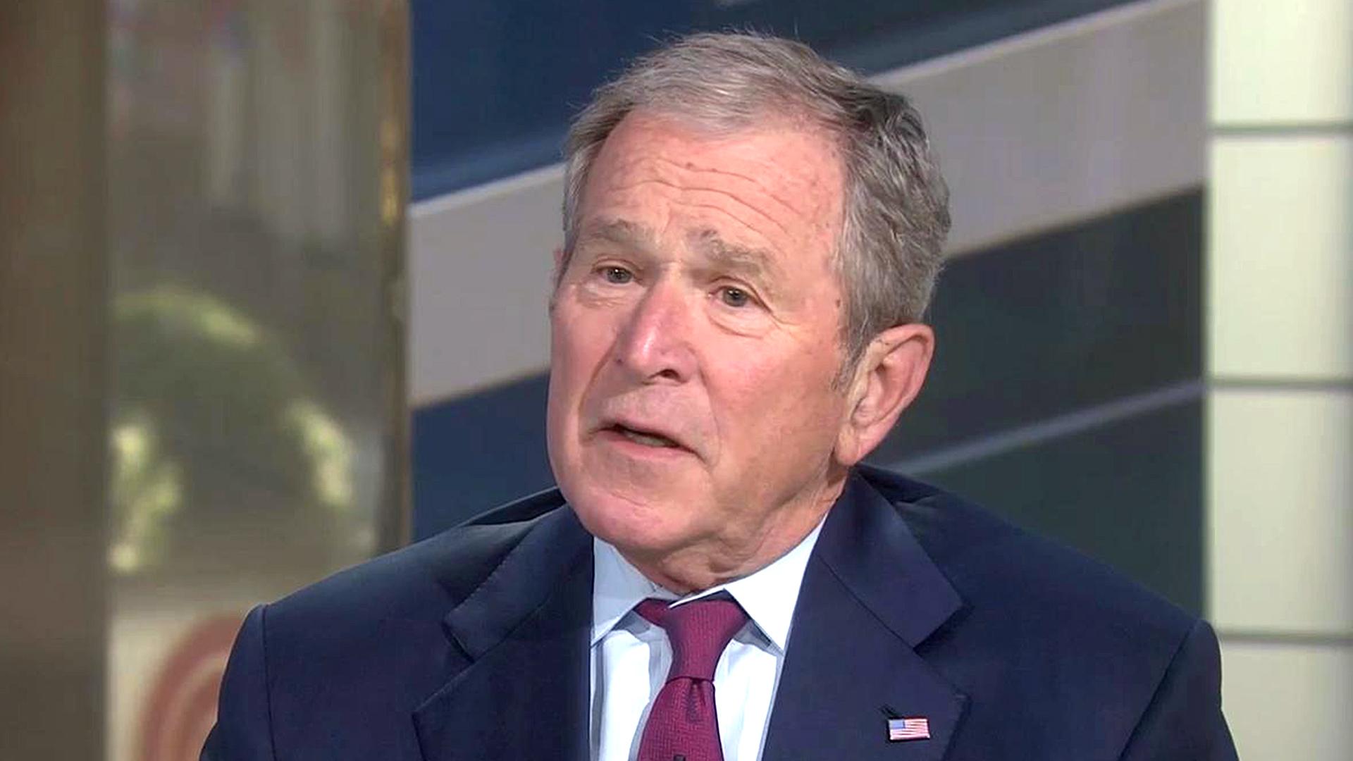President Bush Travel Ban