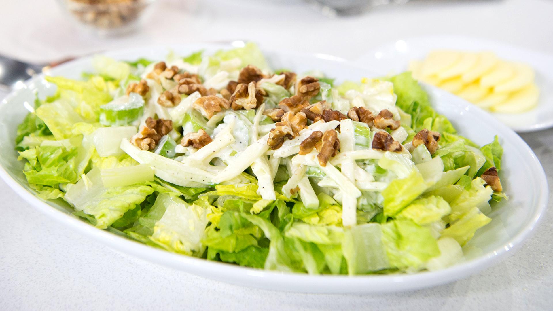 Waldorf Salad Recipe Classic