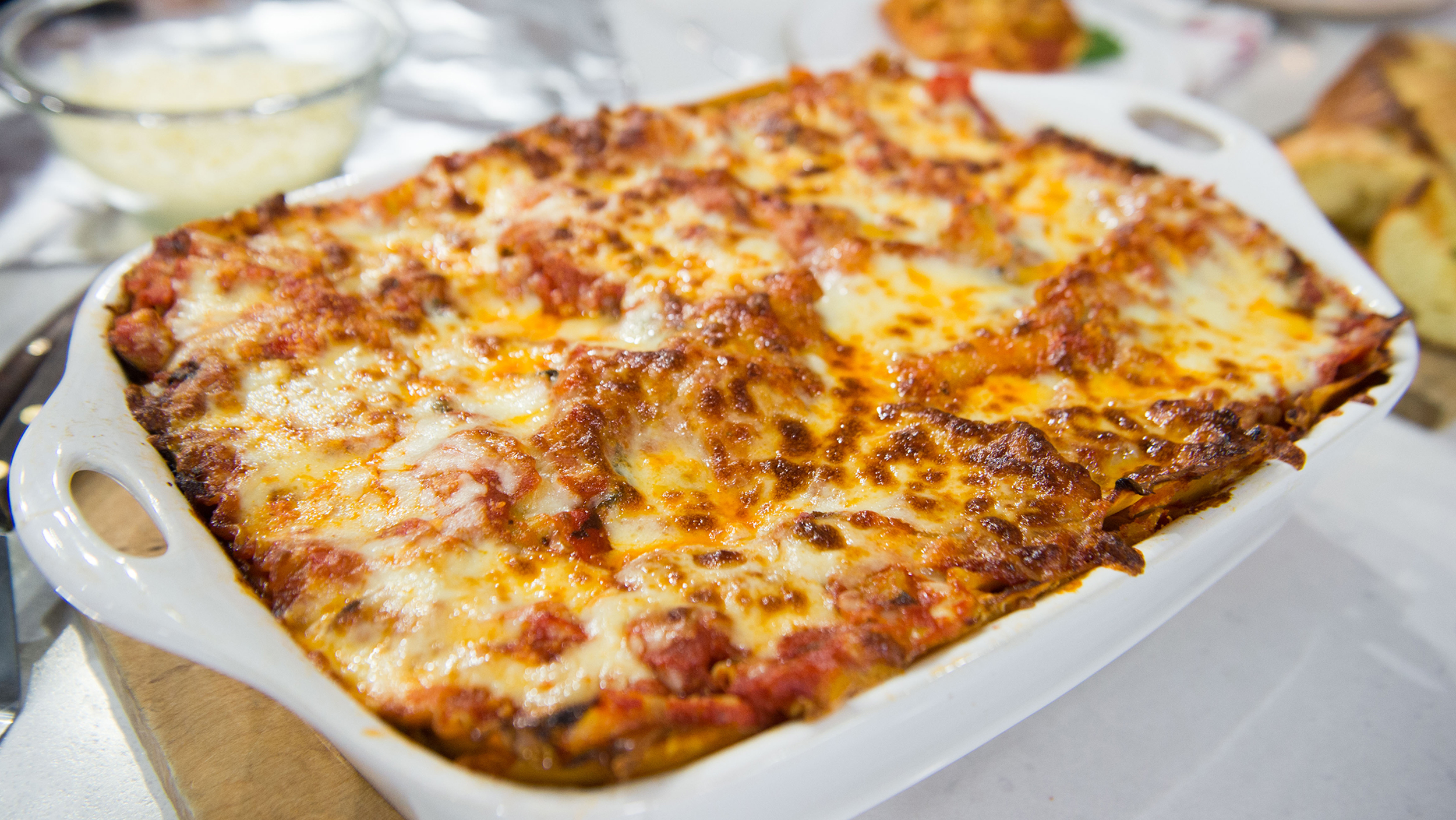 Al Roker's Vegetable Lasagna - TODAY.com