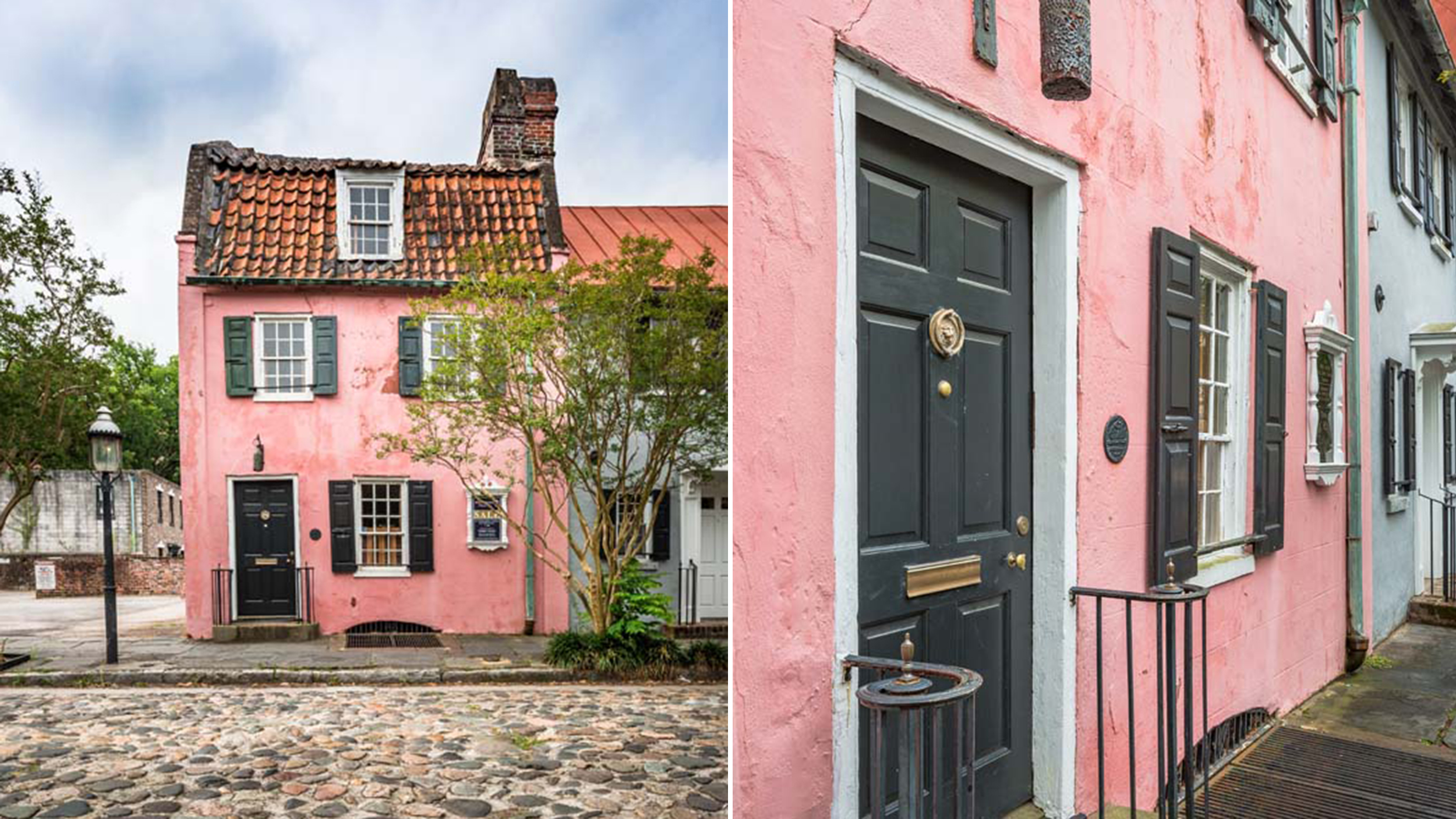 The oldest home in Charleston is for sale — see inside