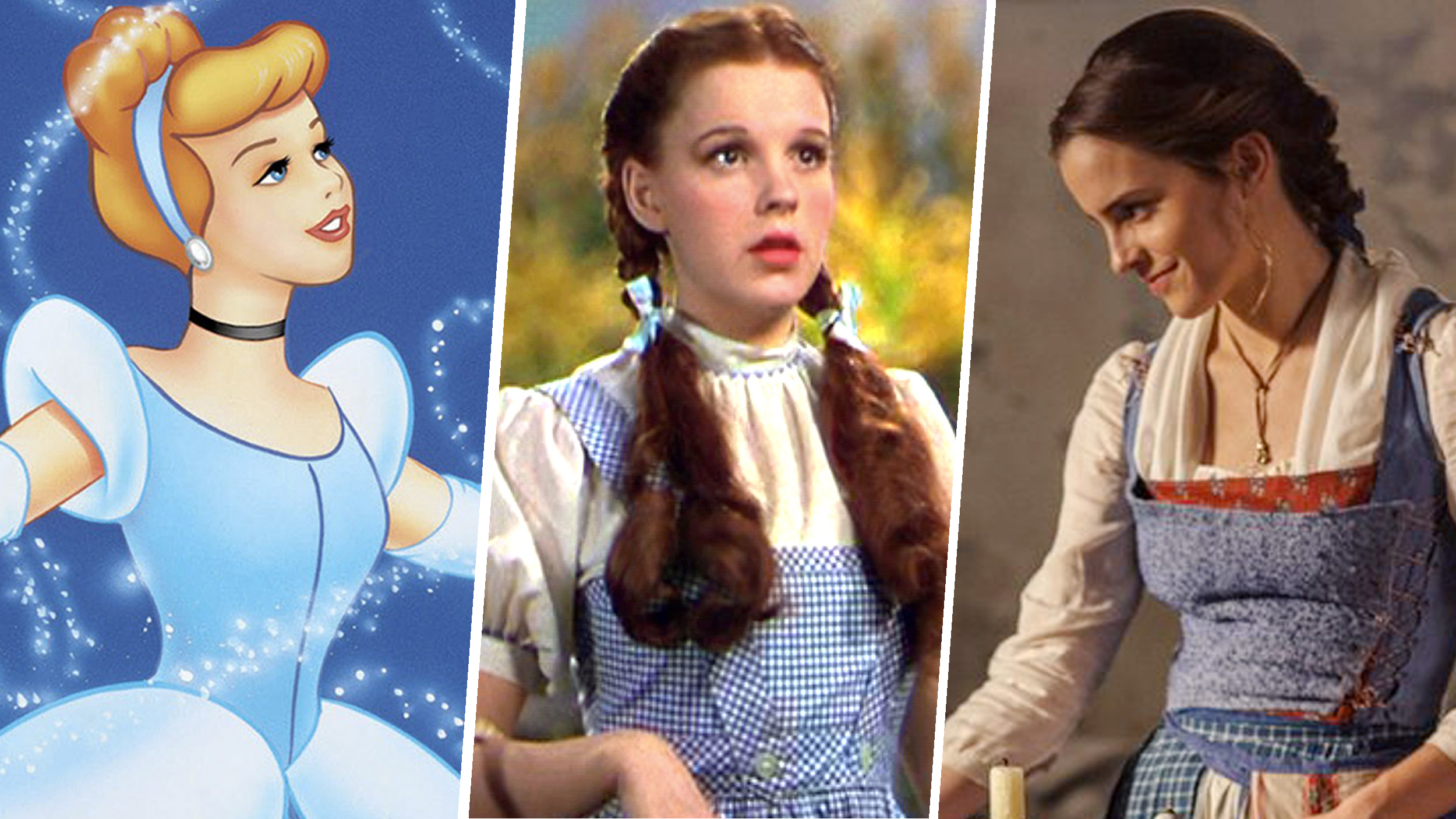 Why Belle From 'Beauty And The Beast' Wears Blue