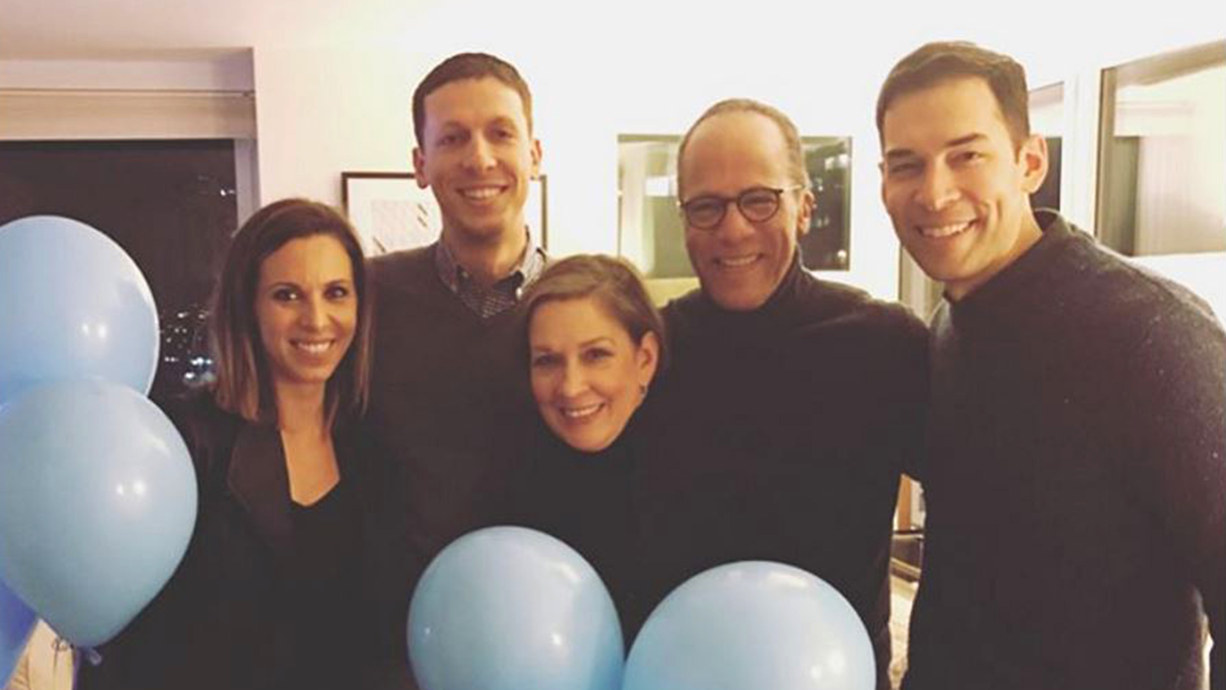 Oh Boy Nbc Nightly News Anchor Lester Holt Is Going To Be A
