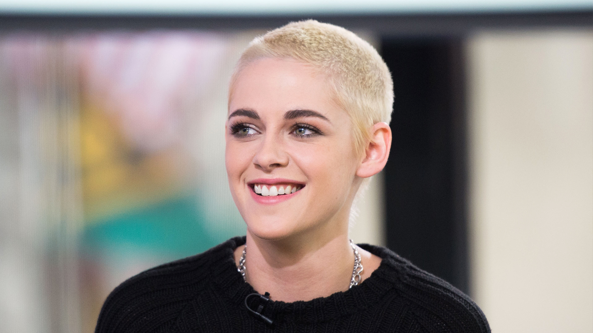 Kristen Stewart Reveals Why She Shaved Her Head It S