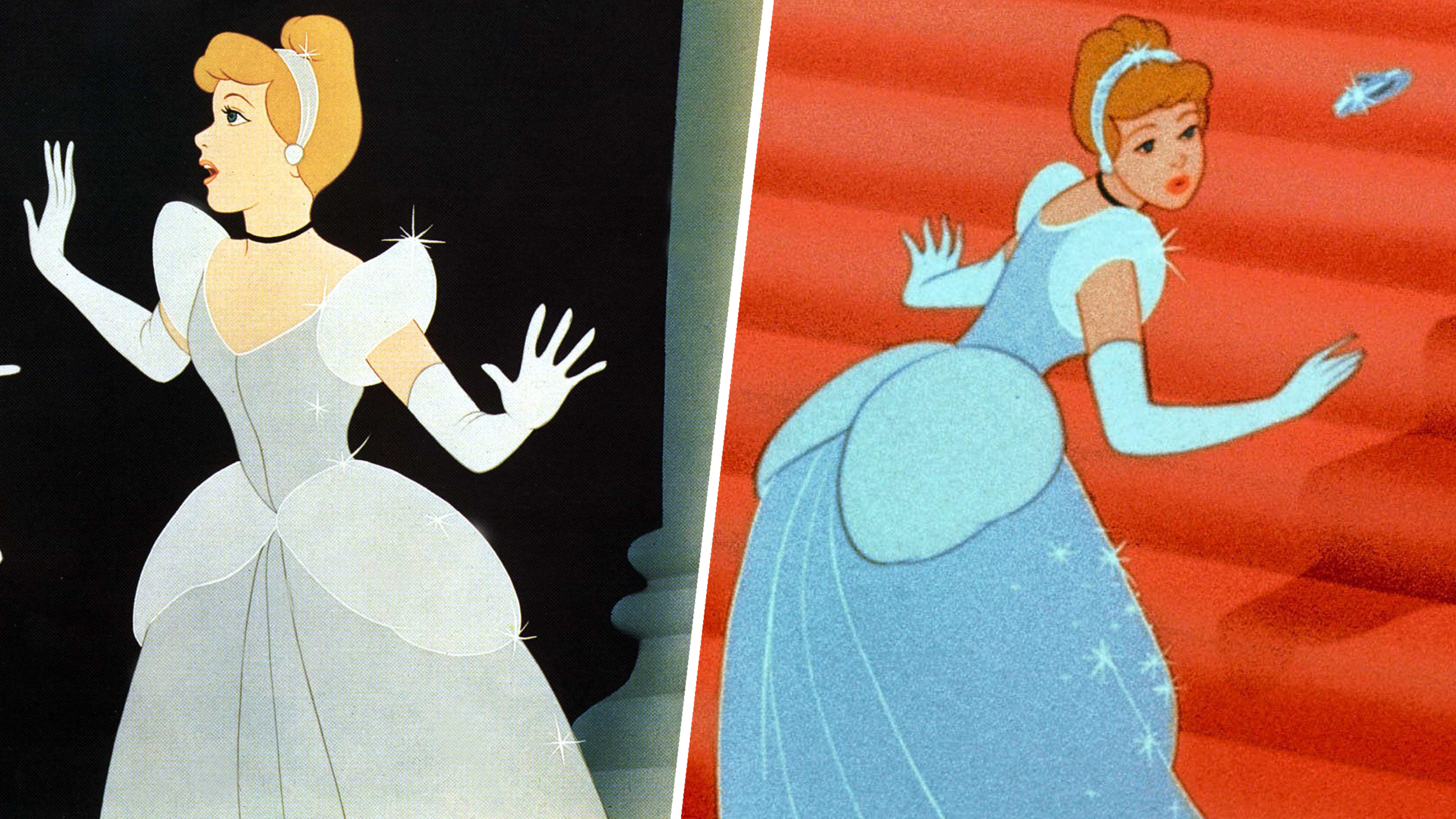Is Cinderella's dress really blue or white? The internet ...