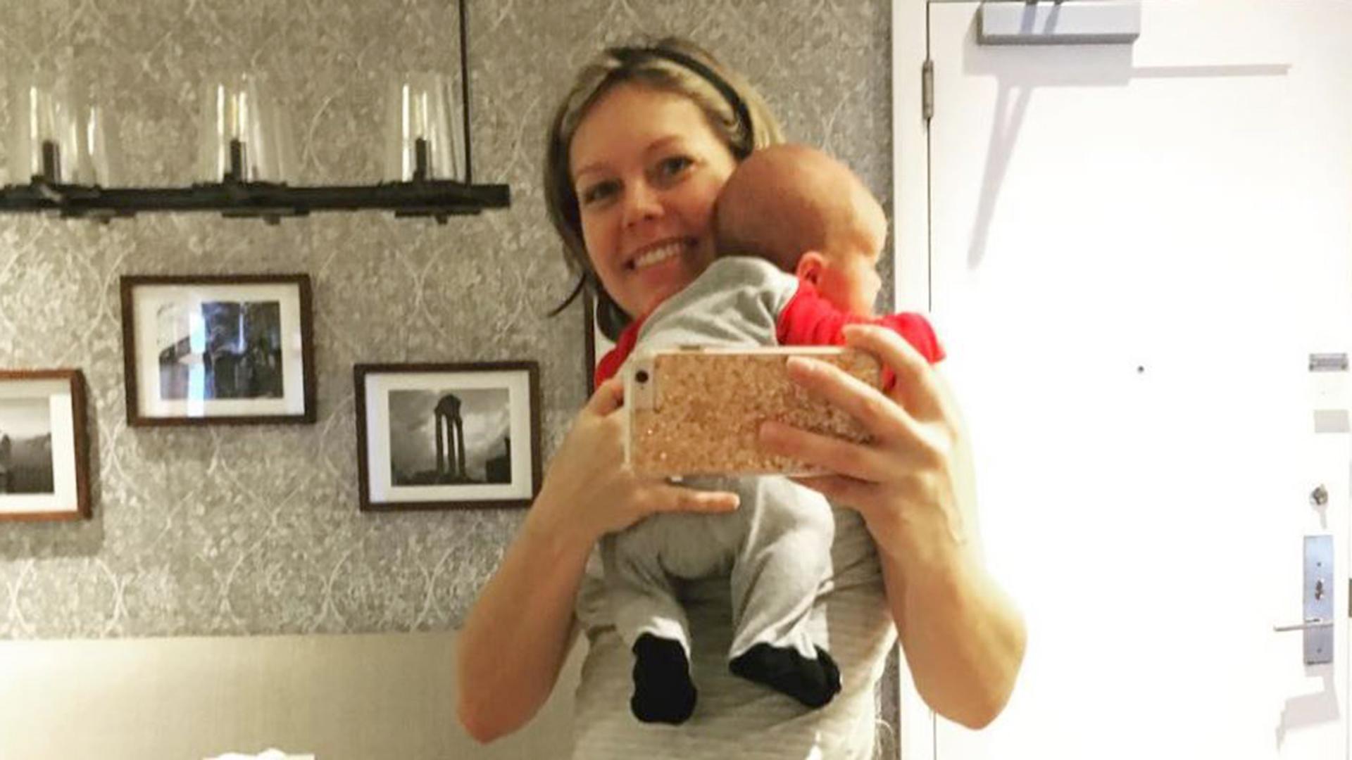 one more week of sweatpants dylan dreyer announces her return to one more week of sweatpants dylan dreyer announces her return to com
