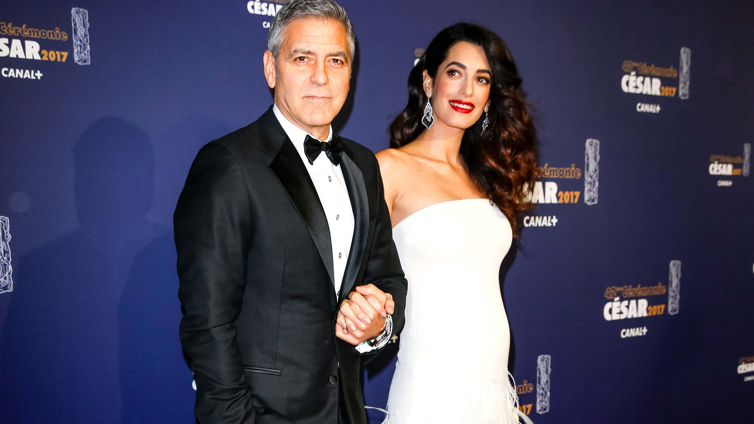 Amal Clooneys Maternity Fashion See Her Best Looks