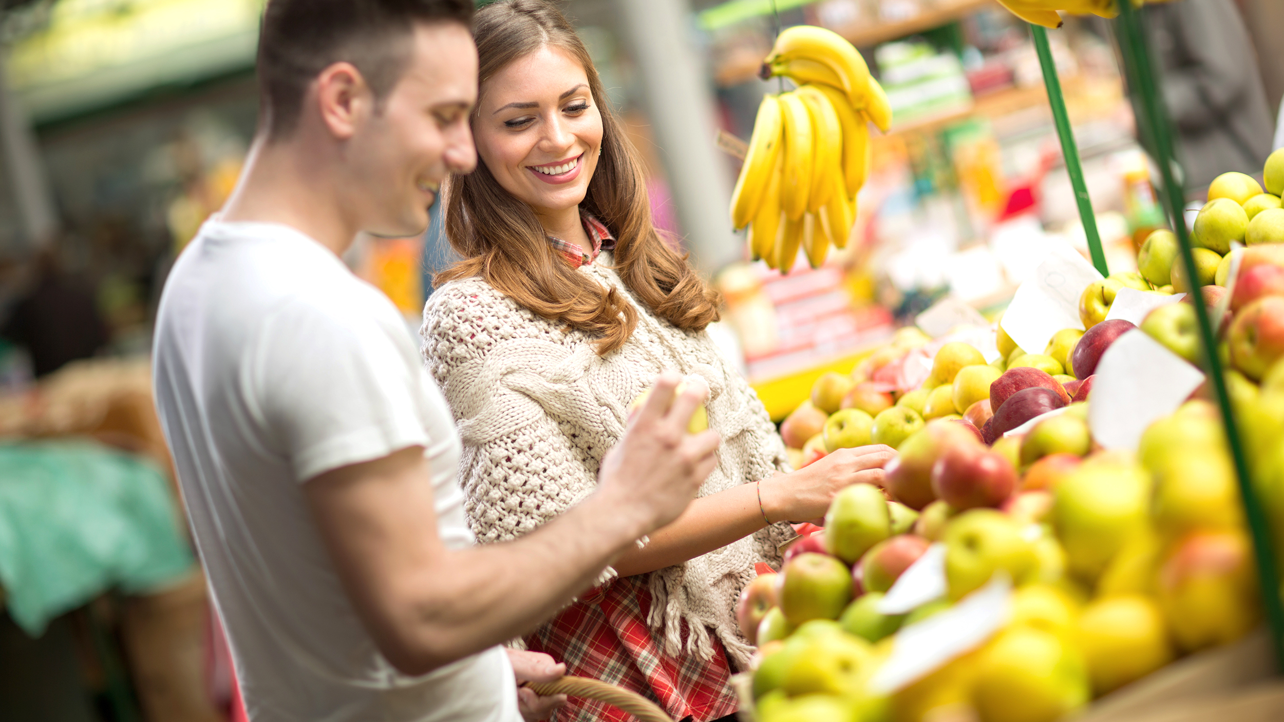 Want to find love? Go grocery shopping. - TODAY.com