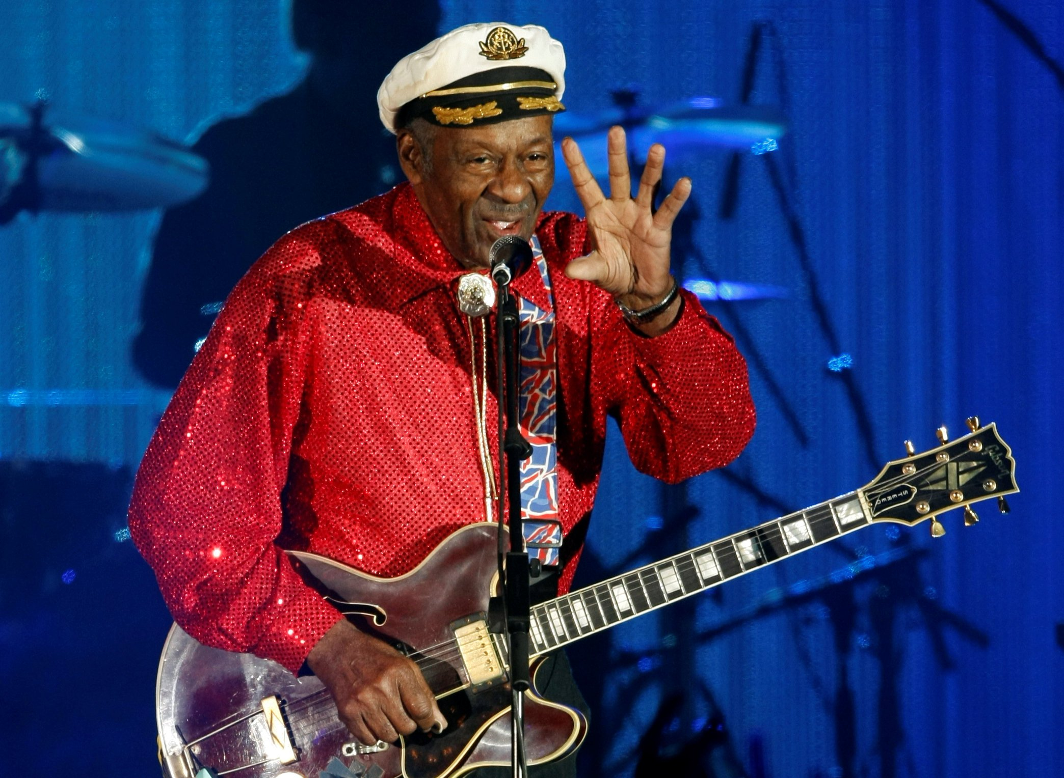 Chuck Berry Father of Rock n Roll Dies at 90 NBC News