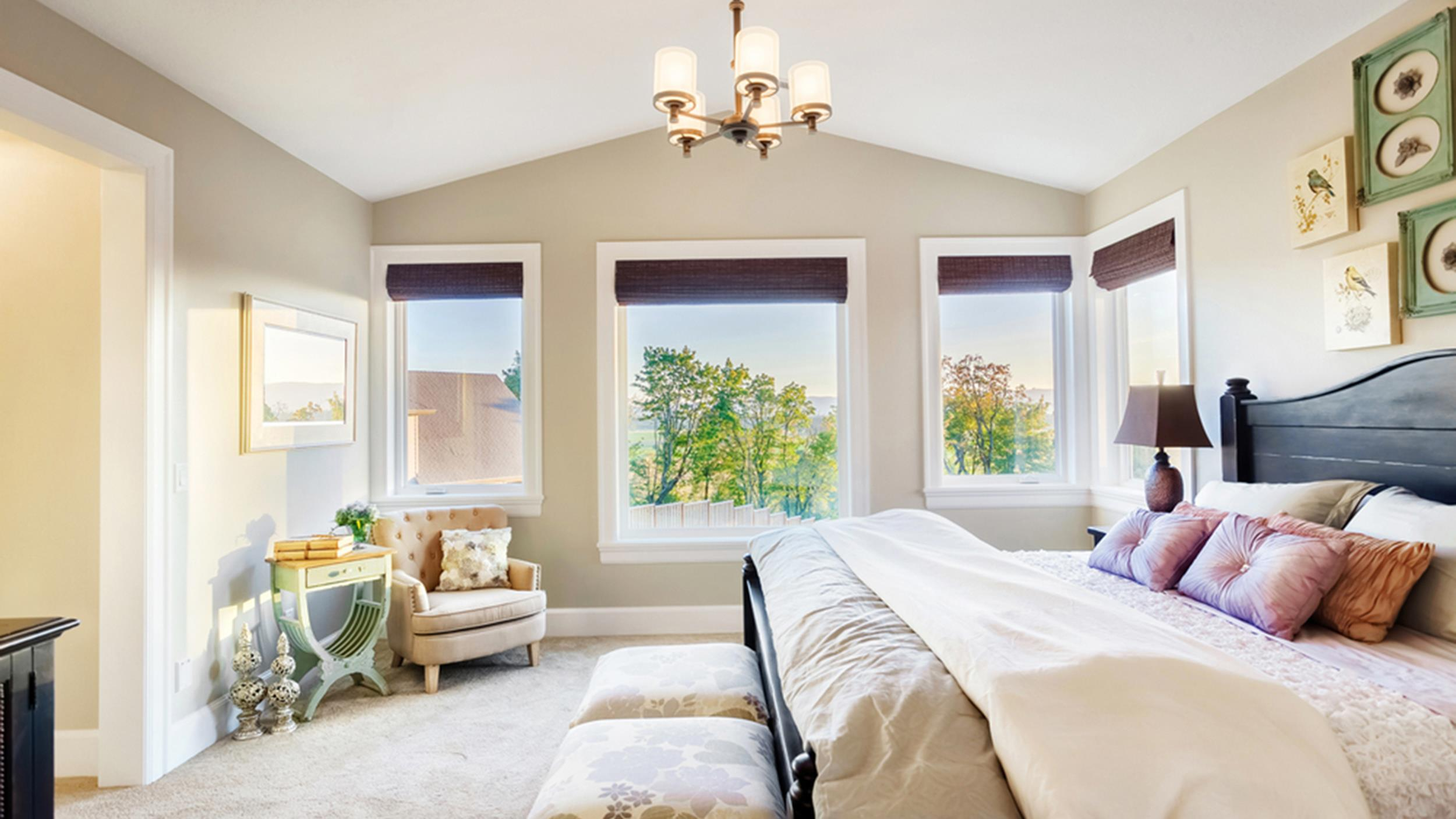 how to clean headboard for spring cleaning