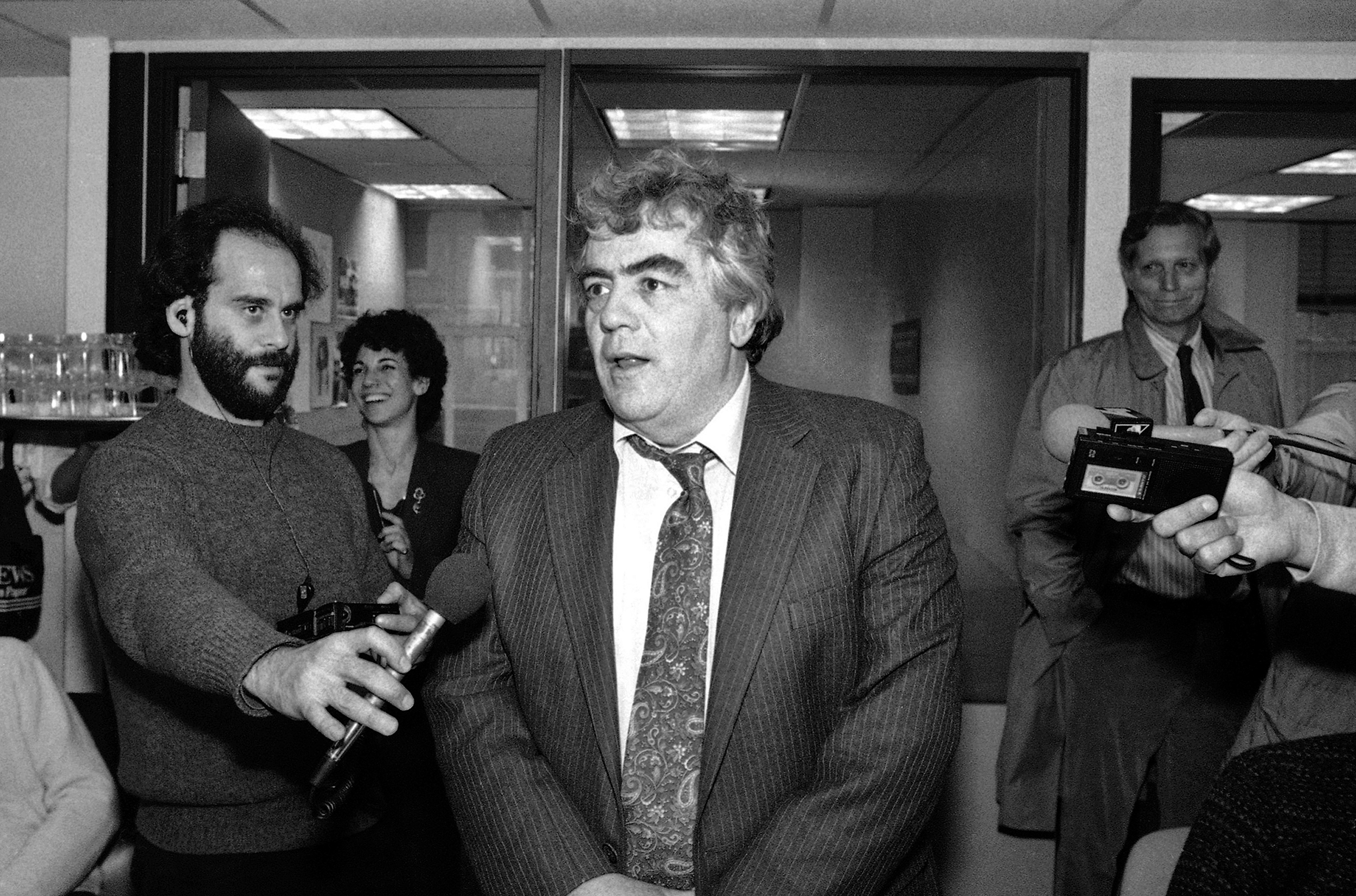 Jimmy Breslin: Encounters With the Famed Columnist