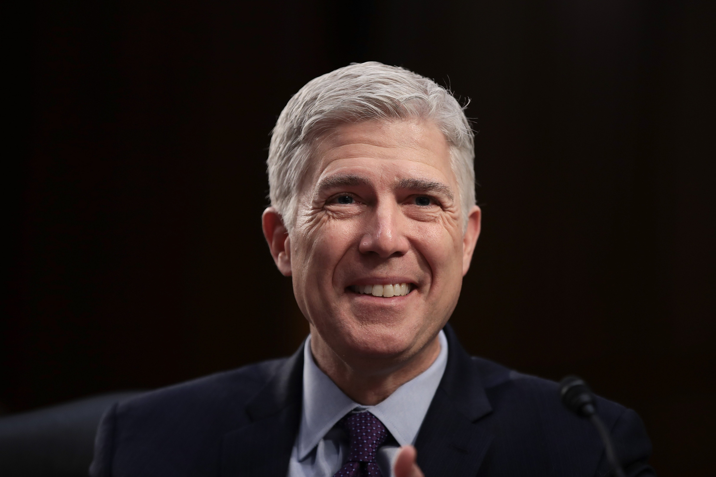 Democrats Accuse Gorsuch of Skirting Major Legal Questions