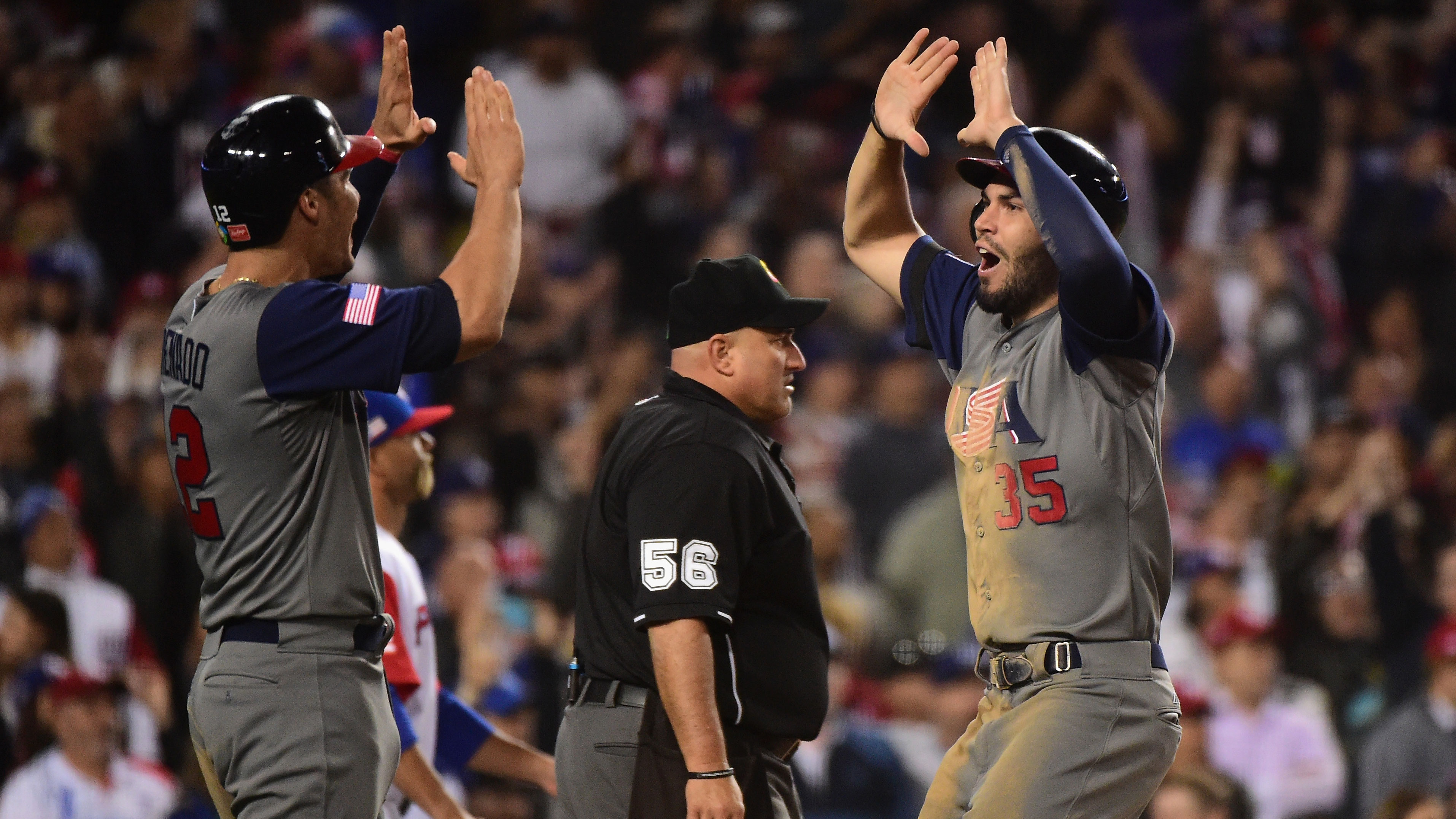 U.S. Shuts Out Puerto Rico to Win First World Baseball Classic Title