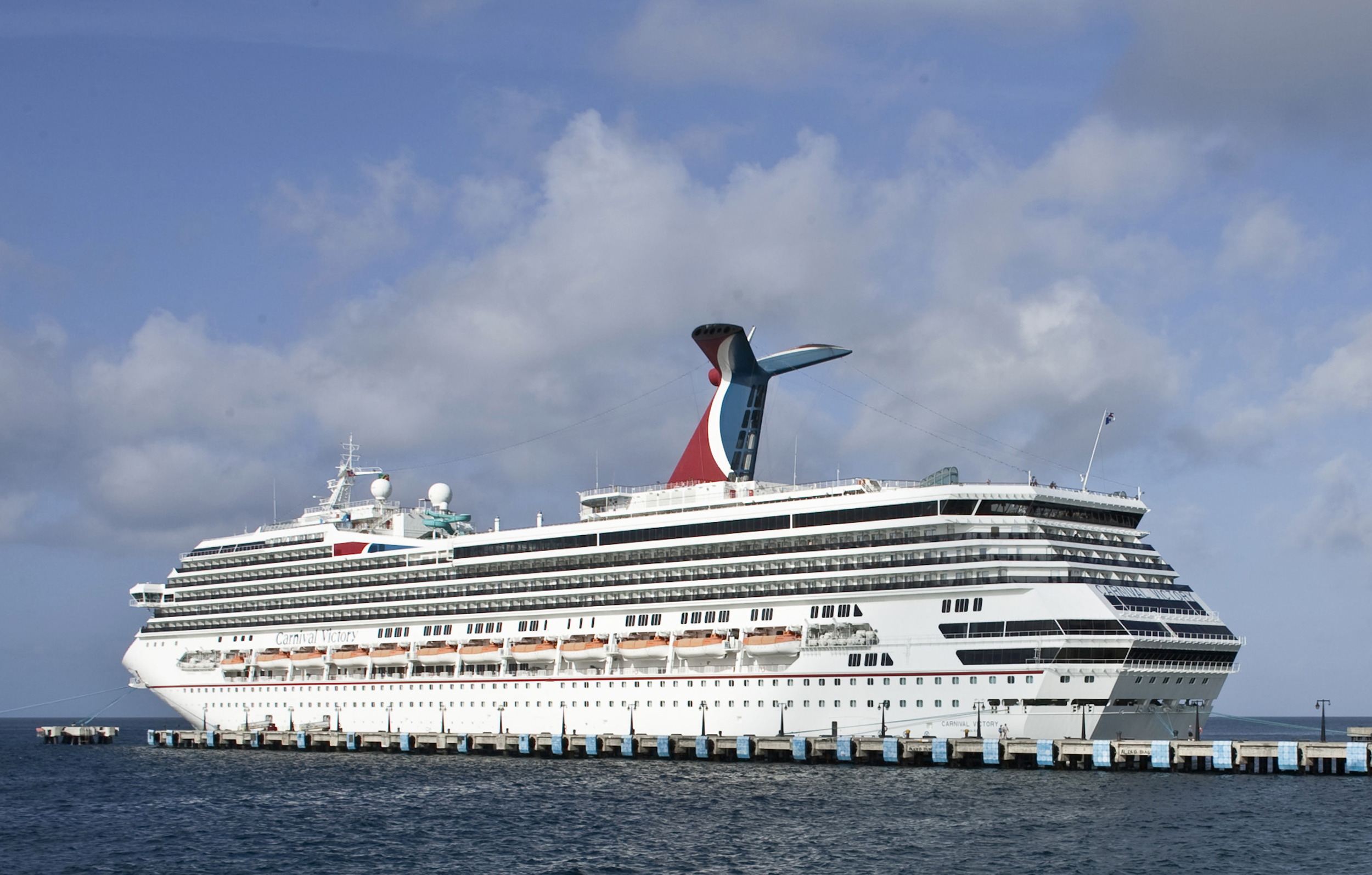 Coast Guard Suspends Search For Missing Cruise Ship Passenger - Cruise ship victory