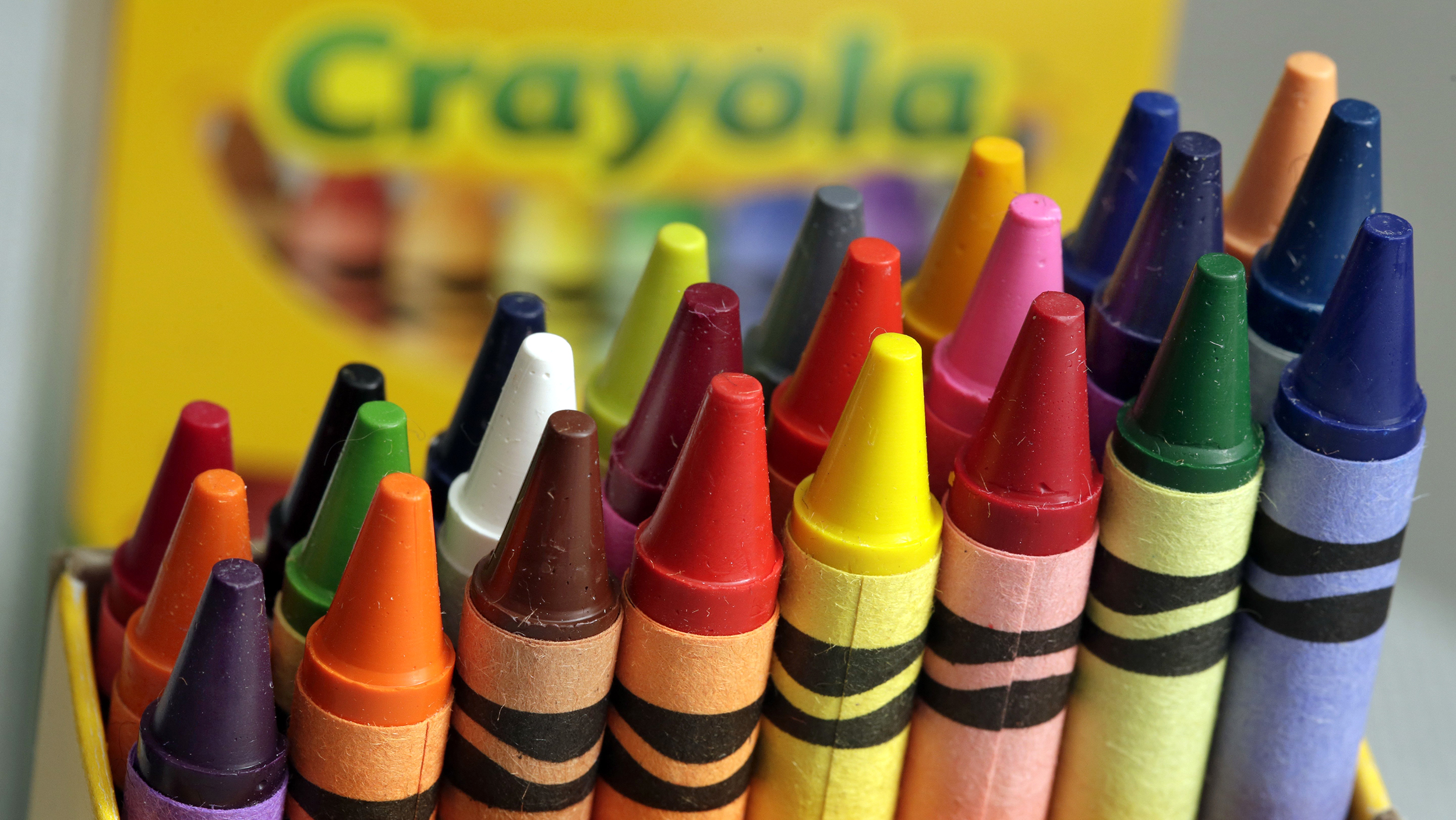 crayola announces it will retire dandelion from its iconic pack of crayons todaycom - Crayola Crayons Pictures