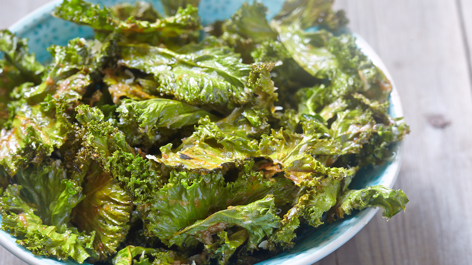 Make Kale Chips Today