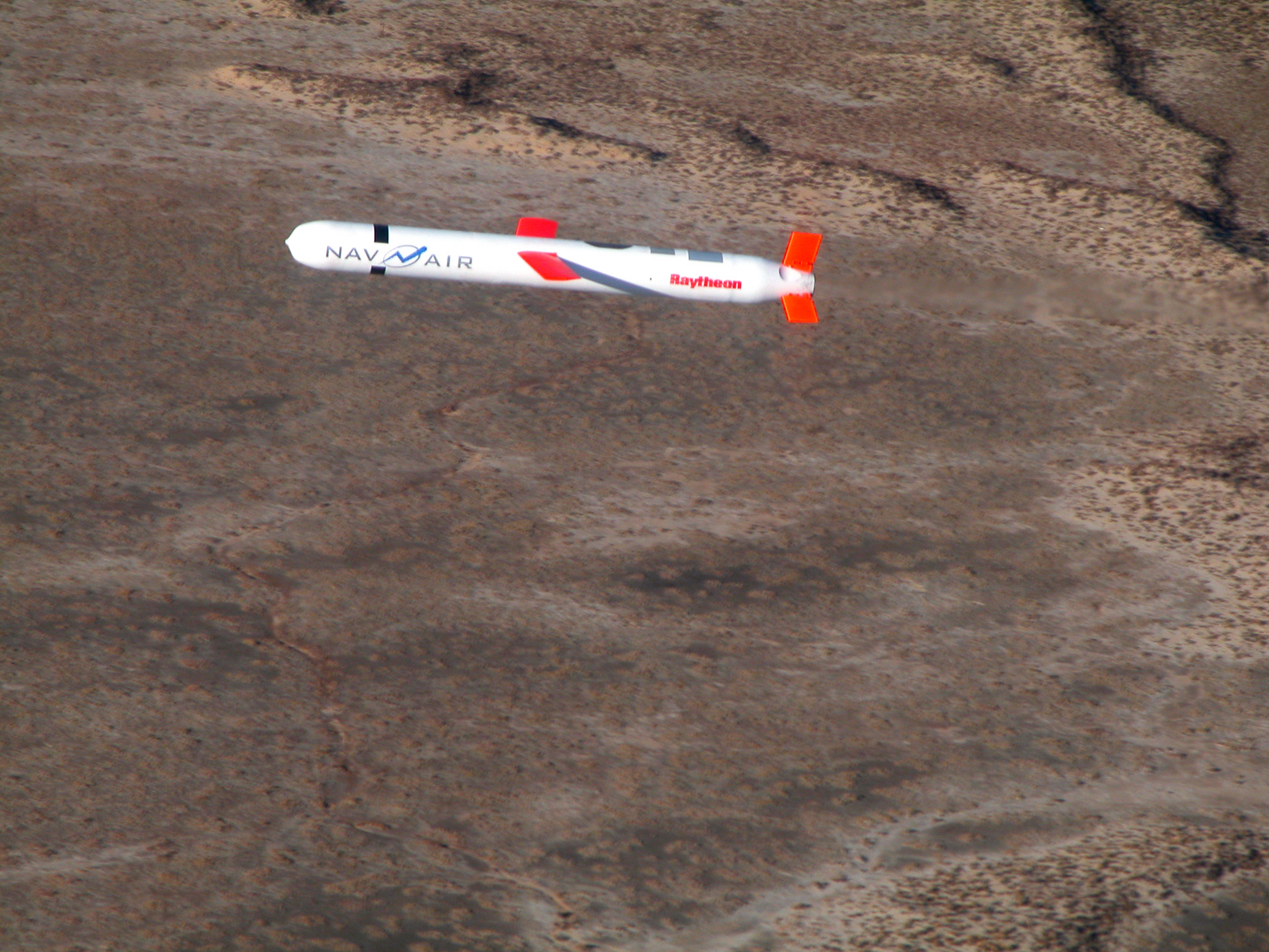 Syrian Airfield Strike: What Is a Tomahawk Land Attack Missile?
