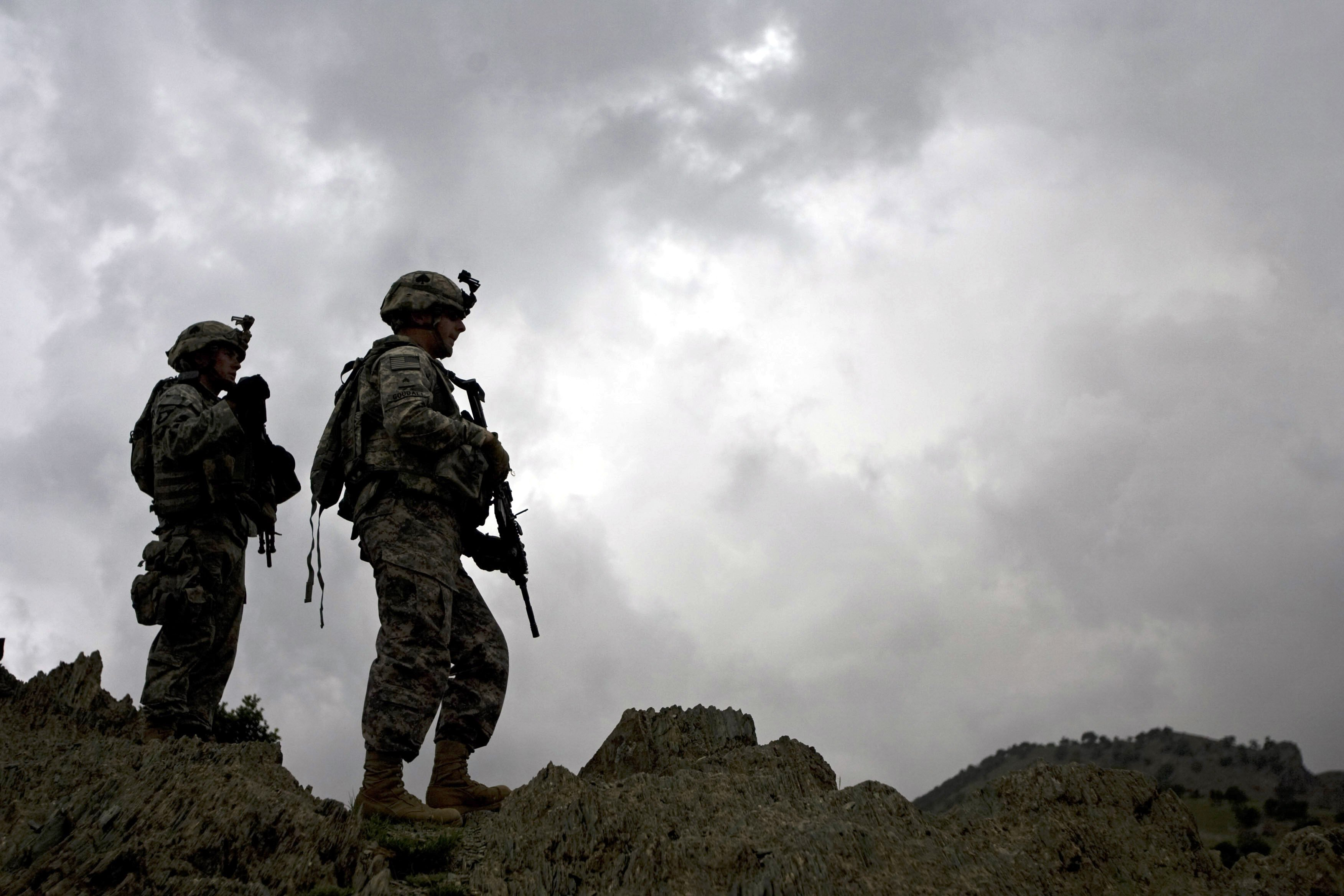 U.S. Soldier Killed in Afghanistan in Anti-ISIS Operation