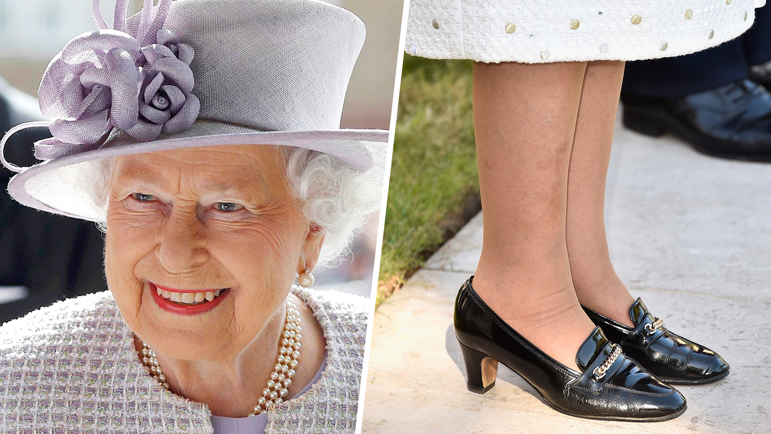 Queen Elizabeth S Diy Hack For Breaking In Shoes Hire