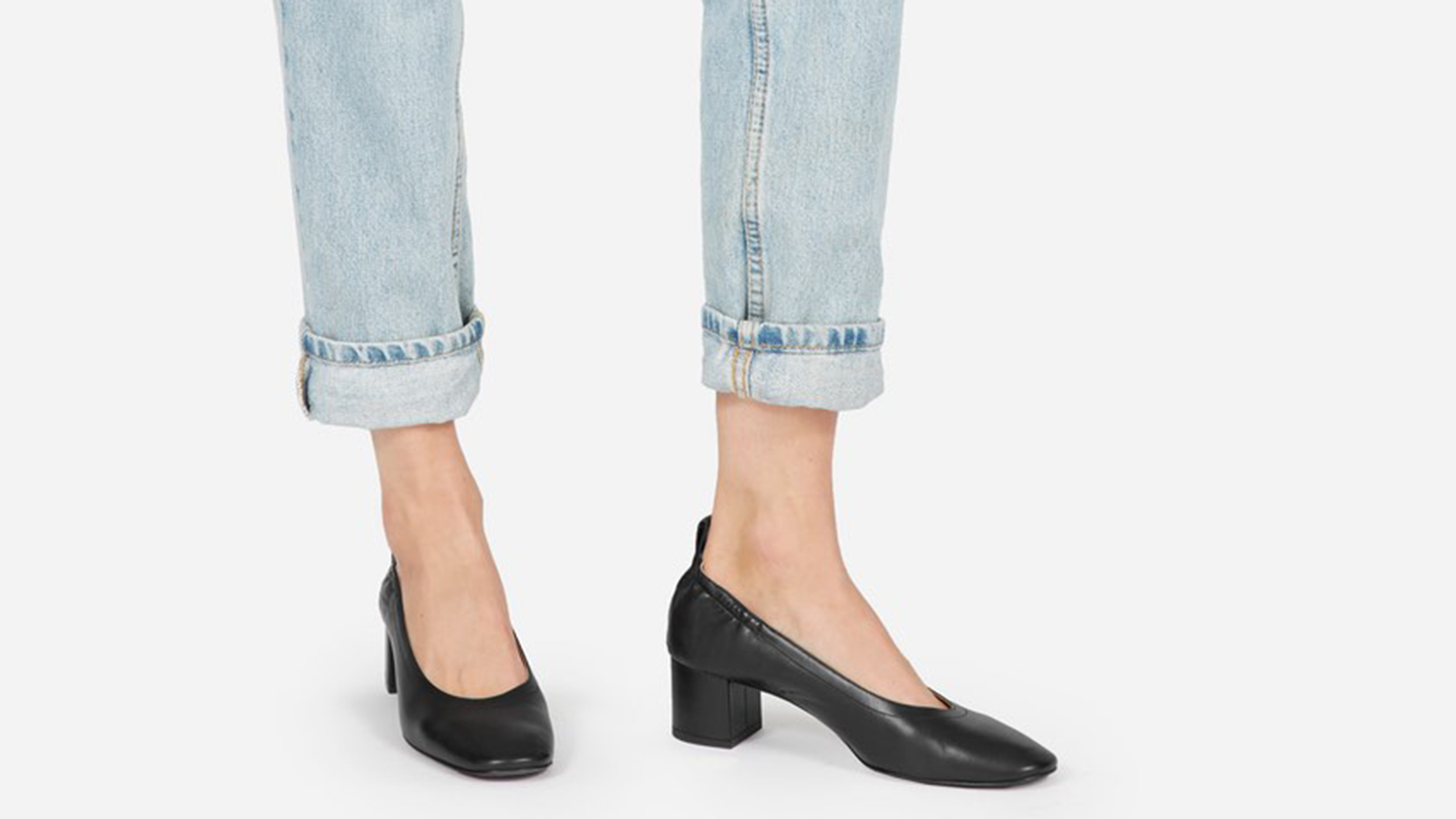 Remember Those Everlane Heels With A 15 000 Person Waitlist