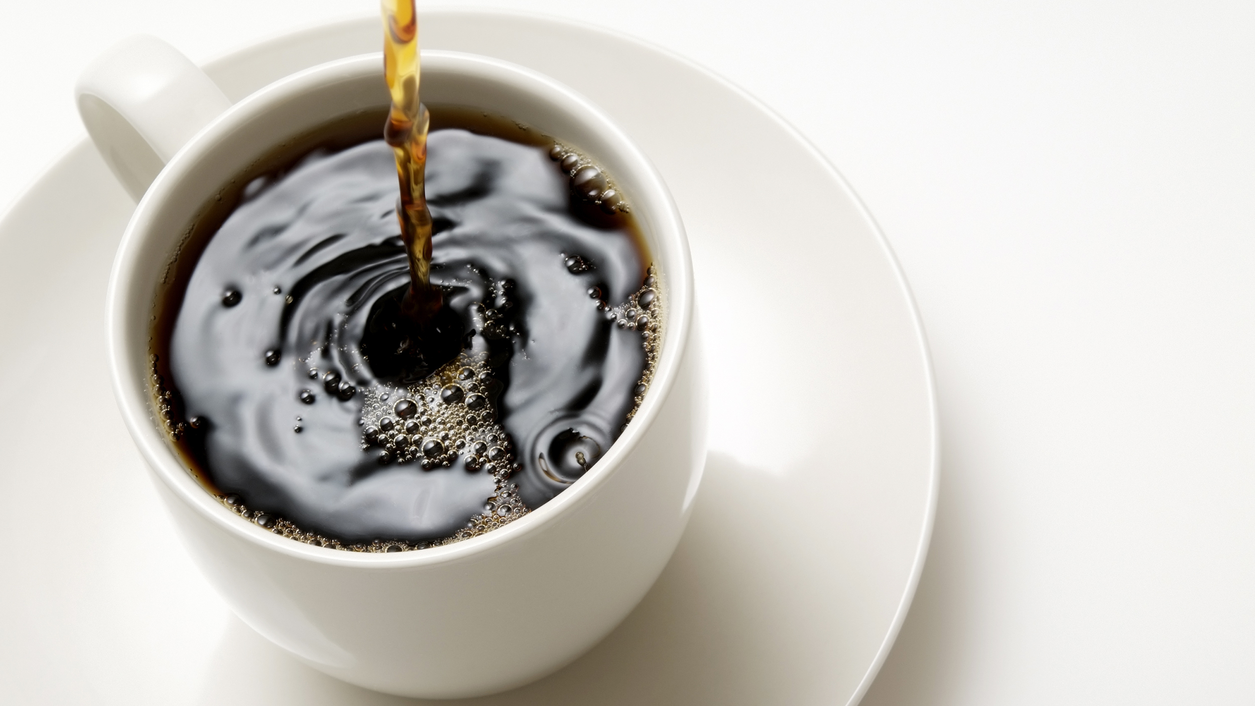 Is It OK To Drink Coffee On An Empty Stomach TODAYcom - Good bad effects coffee can