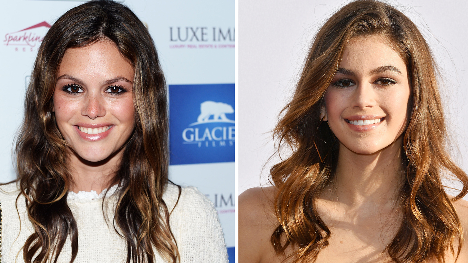 Celebrity doppelgangers of the past