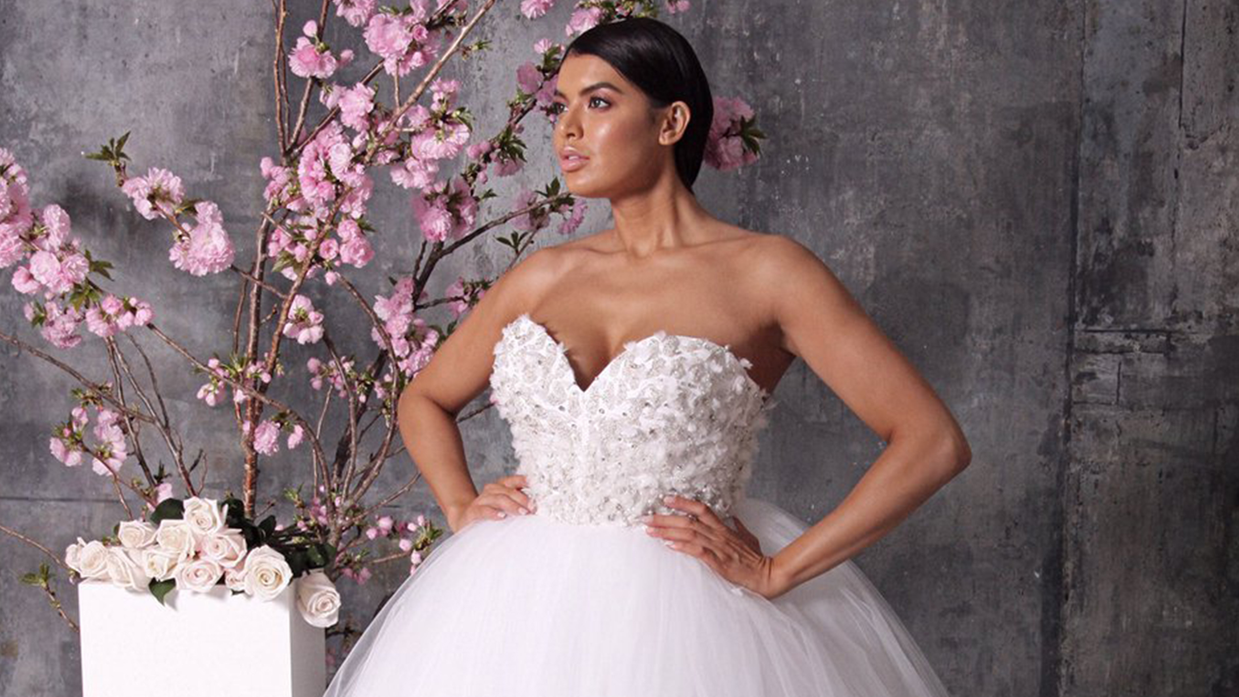 Weddings dresses rings and inspiration today christian siriano ombrellifo Image collections